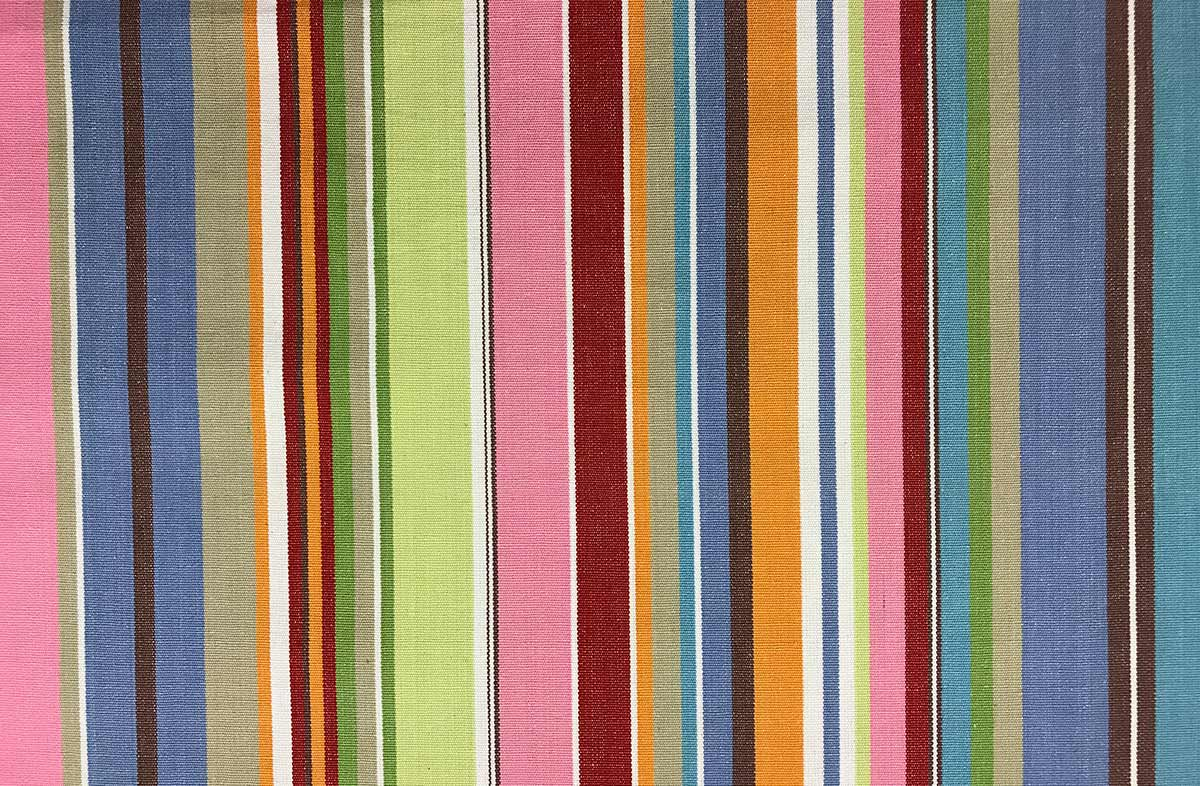 Candy Stripe Sun Shelters | Edwardian Sun Shelters blue, pink, turquoise
