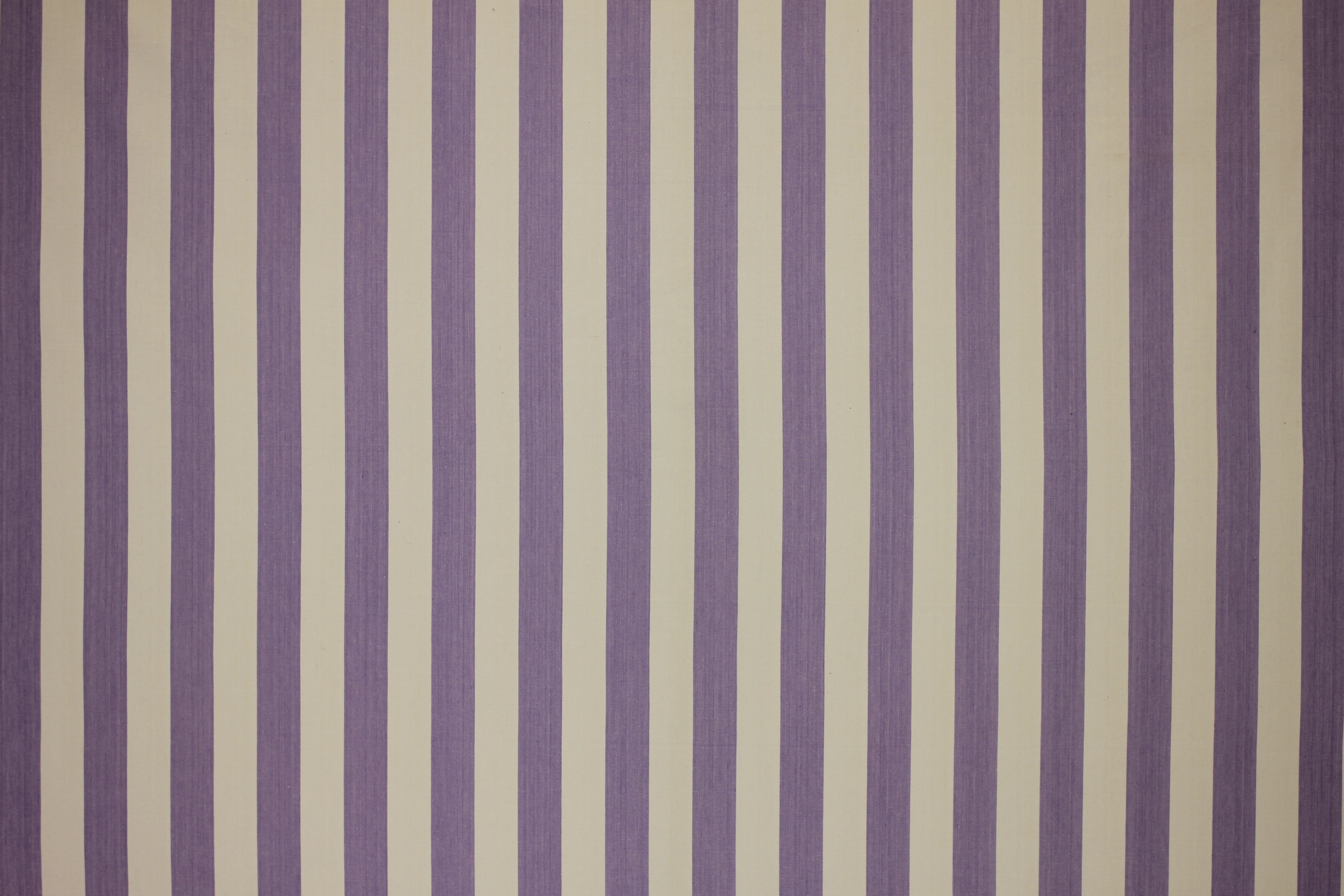 Stripe Tea Towels | Striped Teatowels lilac, ivory