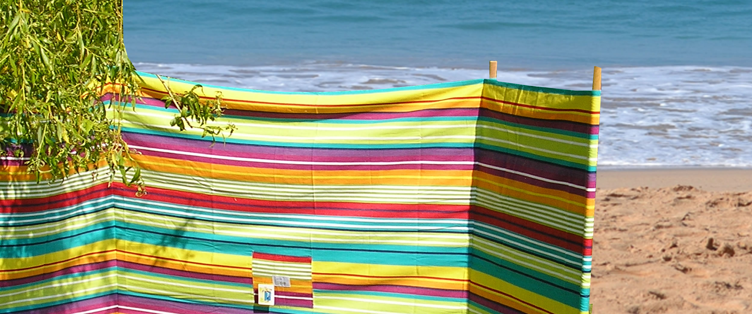 Beach Windbreaks