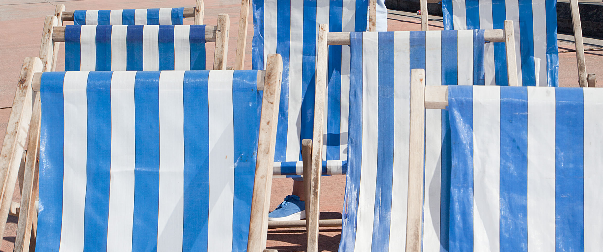 Blackpool Deckchairs