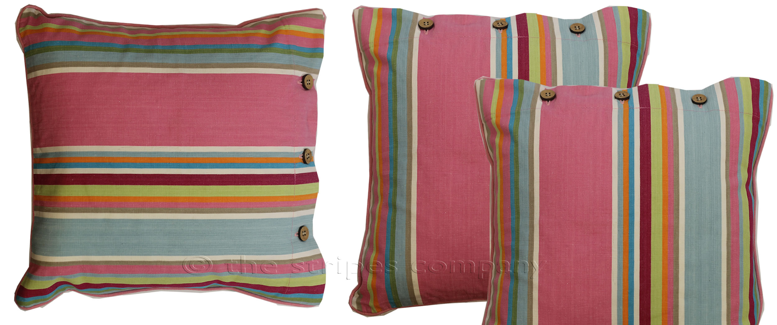 Buttoned Cushions