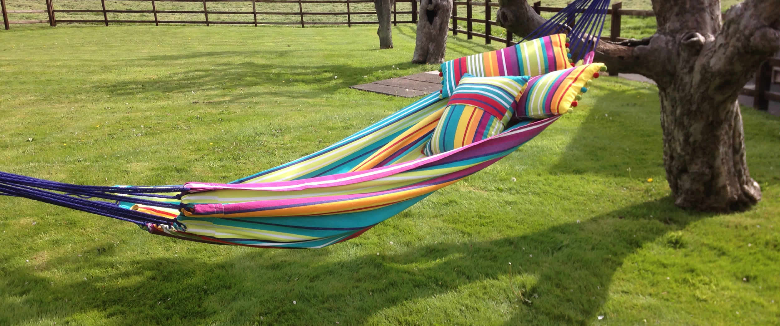 Striped Hammocks | Garden Hammocks | Indoor Hammock | Deckchairstripes - Hammocks