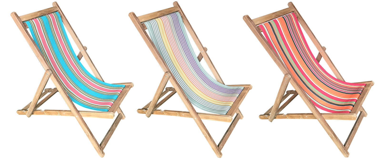 Premium Deck Chairs