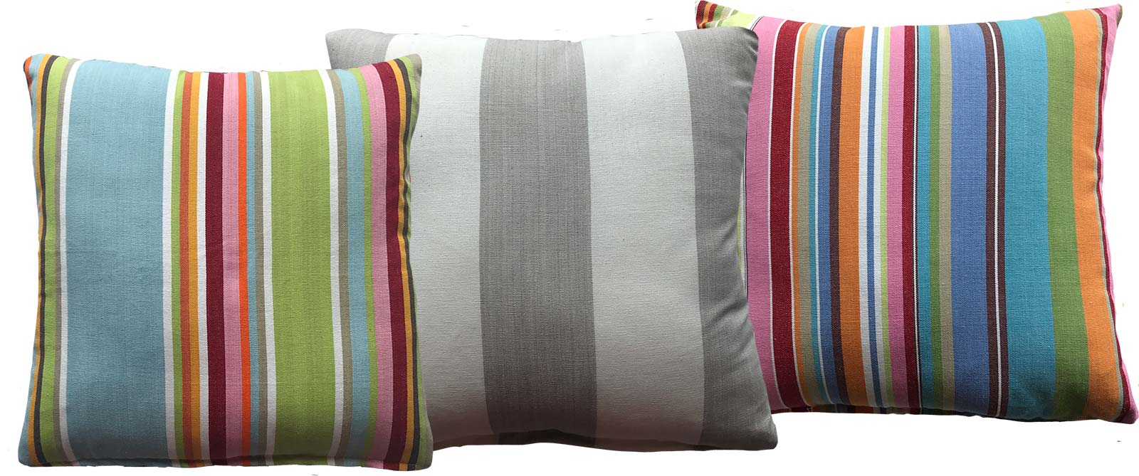Stripe Cushion Covers