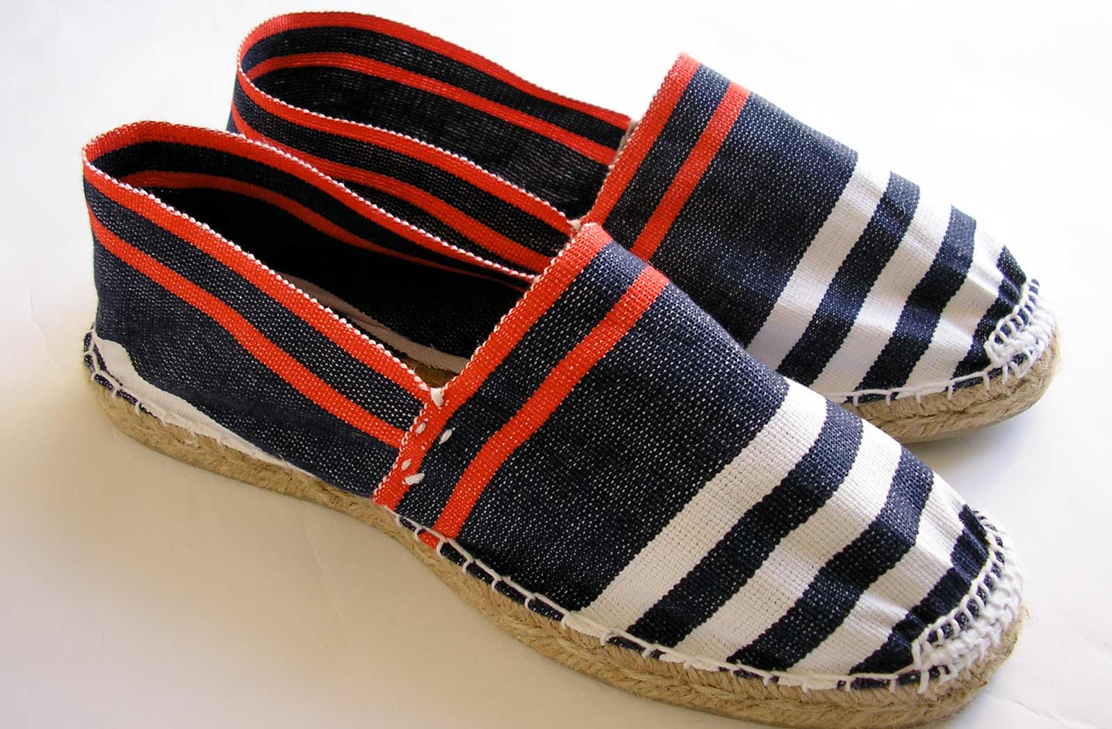 Espadrilles Cake Walk Red