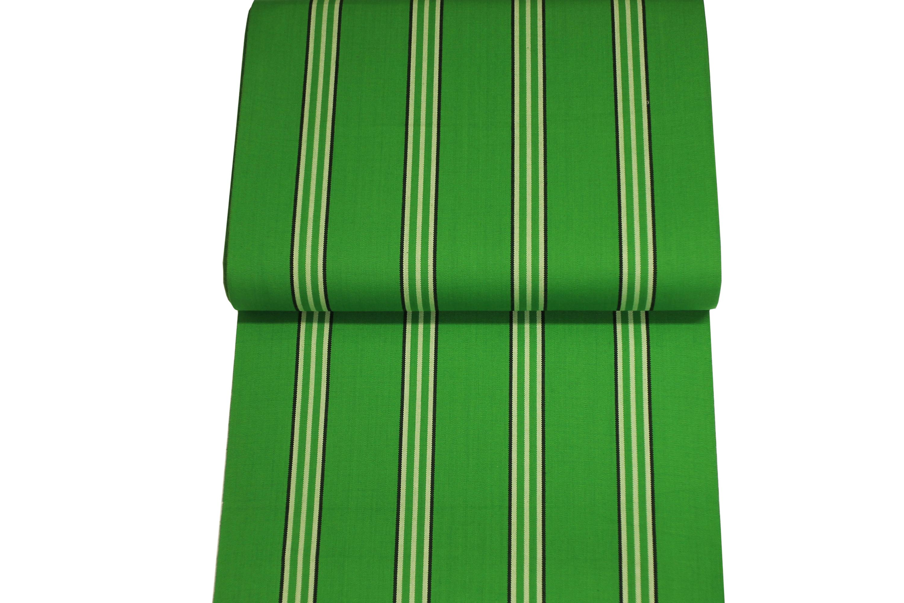 Emerald Green Deckchair Canvas