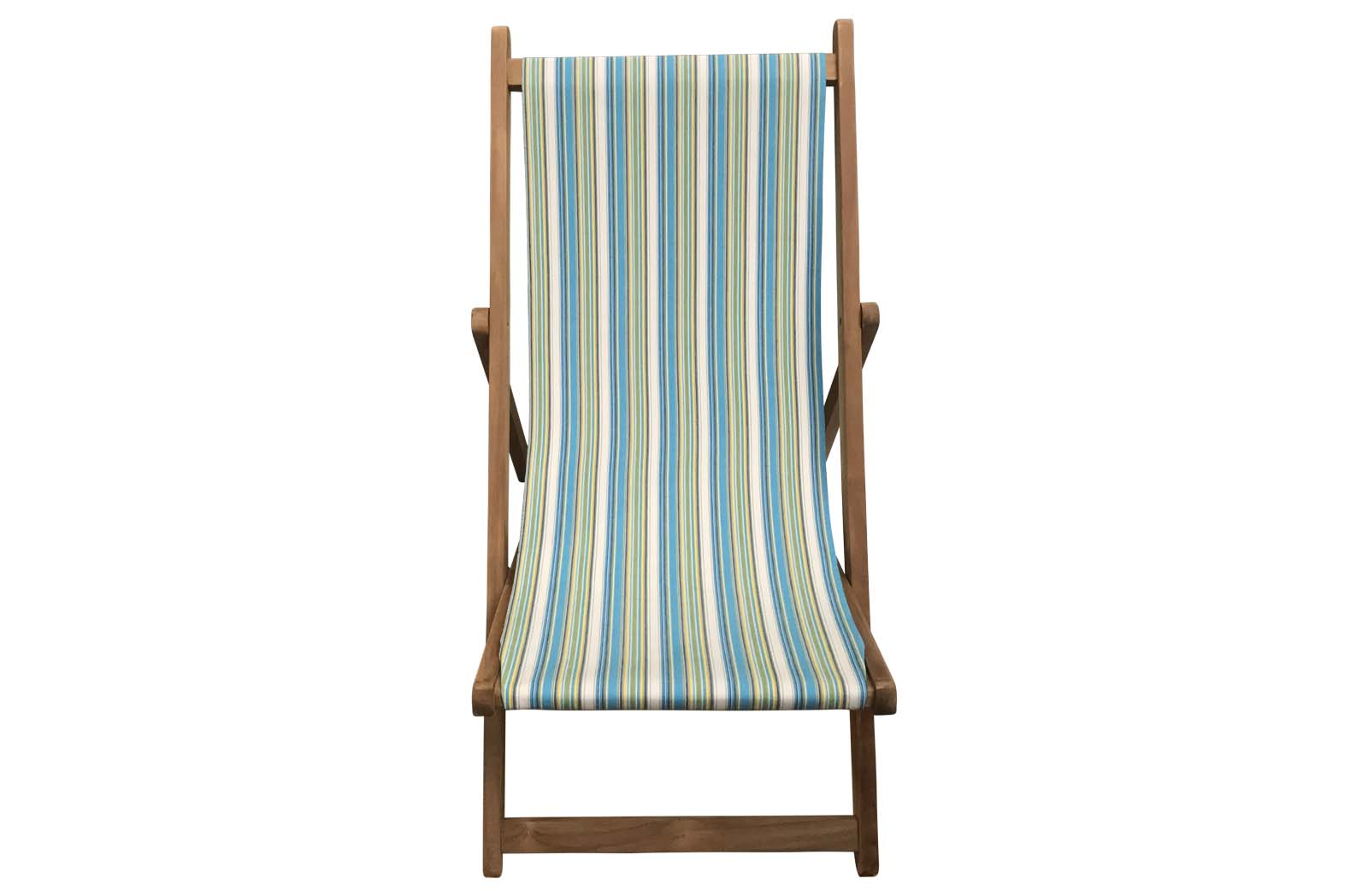 turquoise, green, white- Deckchairs | Buy Folding Wooden Deck Chairs