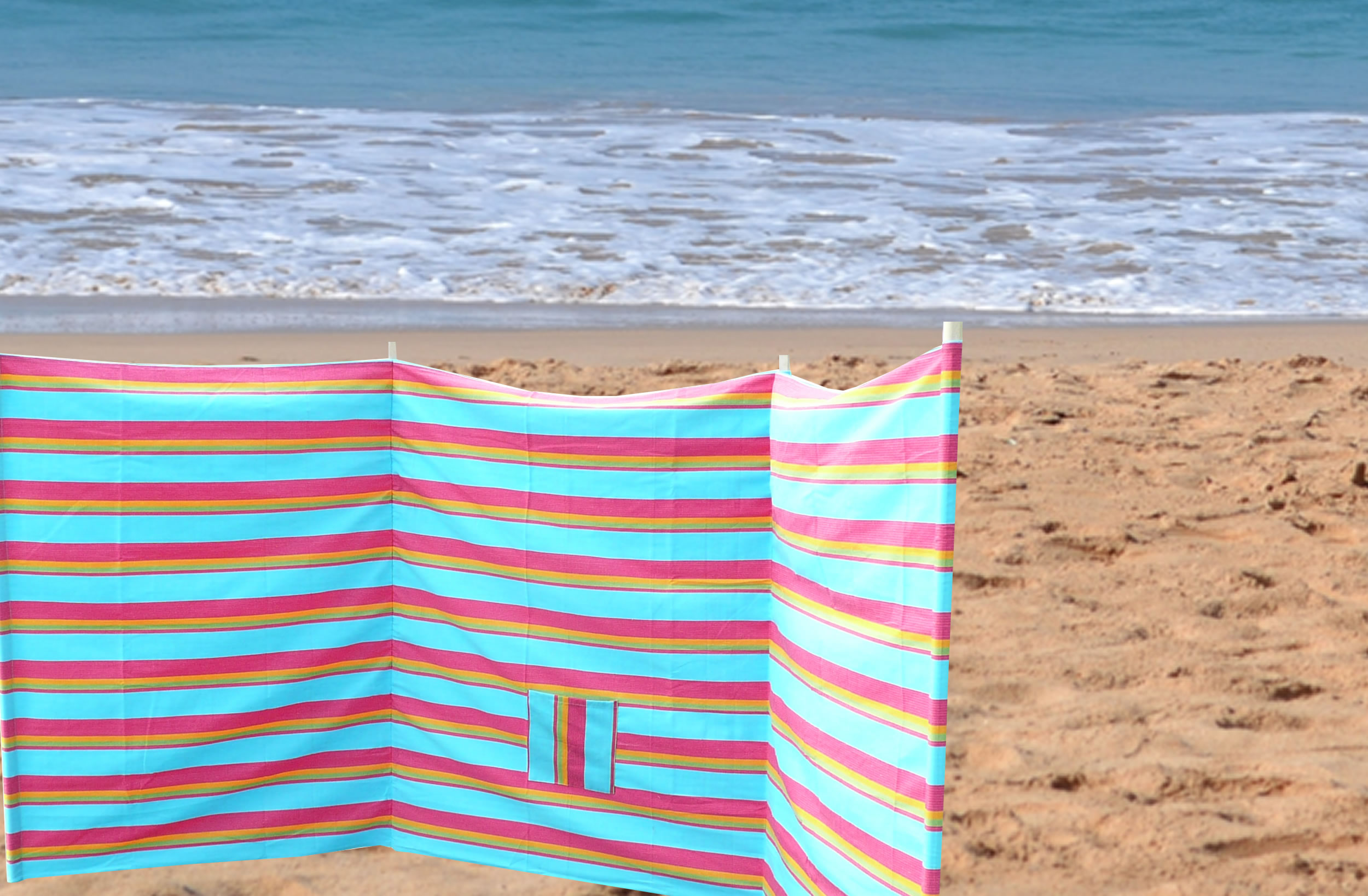 Turquoise Beach Windbreak