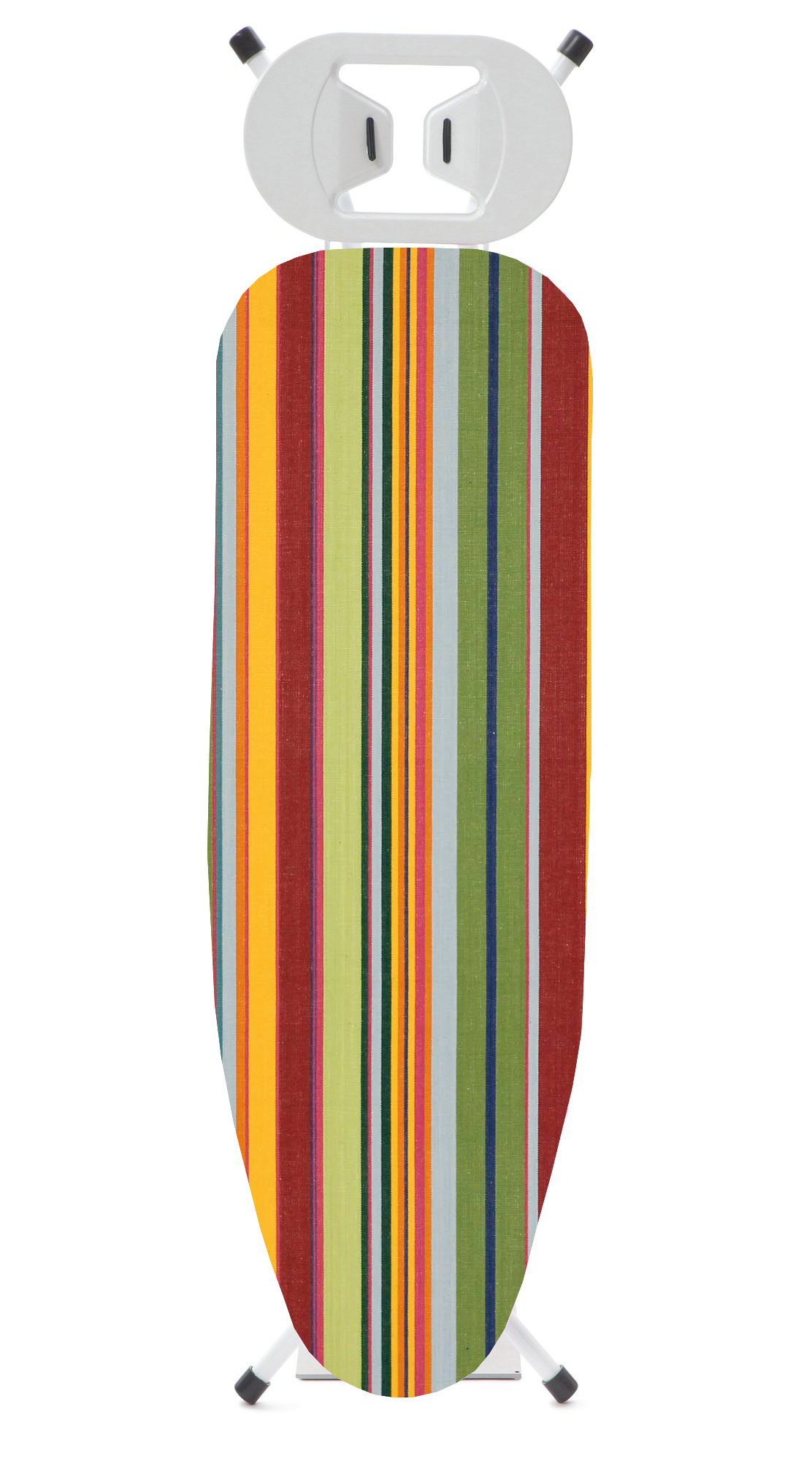 Bottle Green Striped Ironing Board Covers | Deckchair Stripe Covers for Ironing Boards  Bowling Stripes