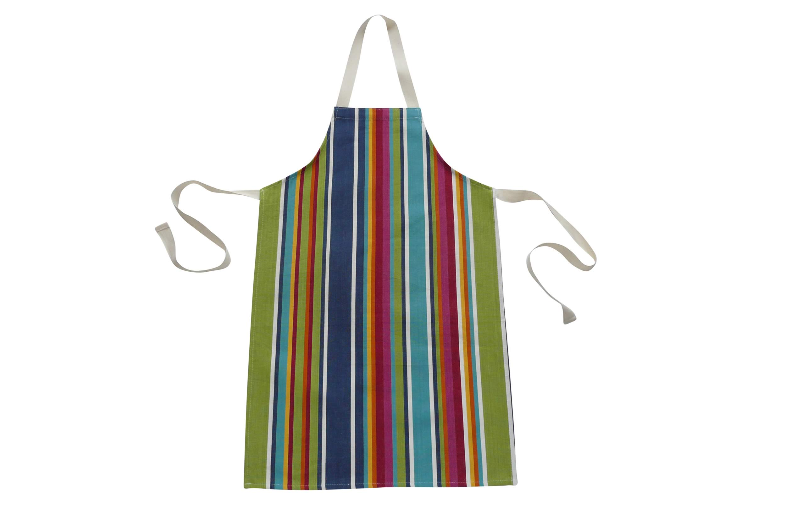 Colourful Striped Childrens Aprons