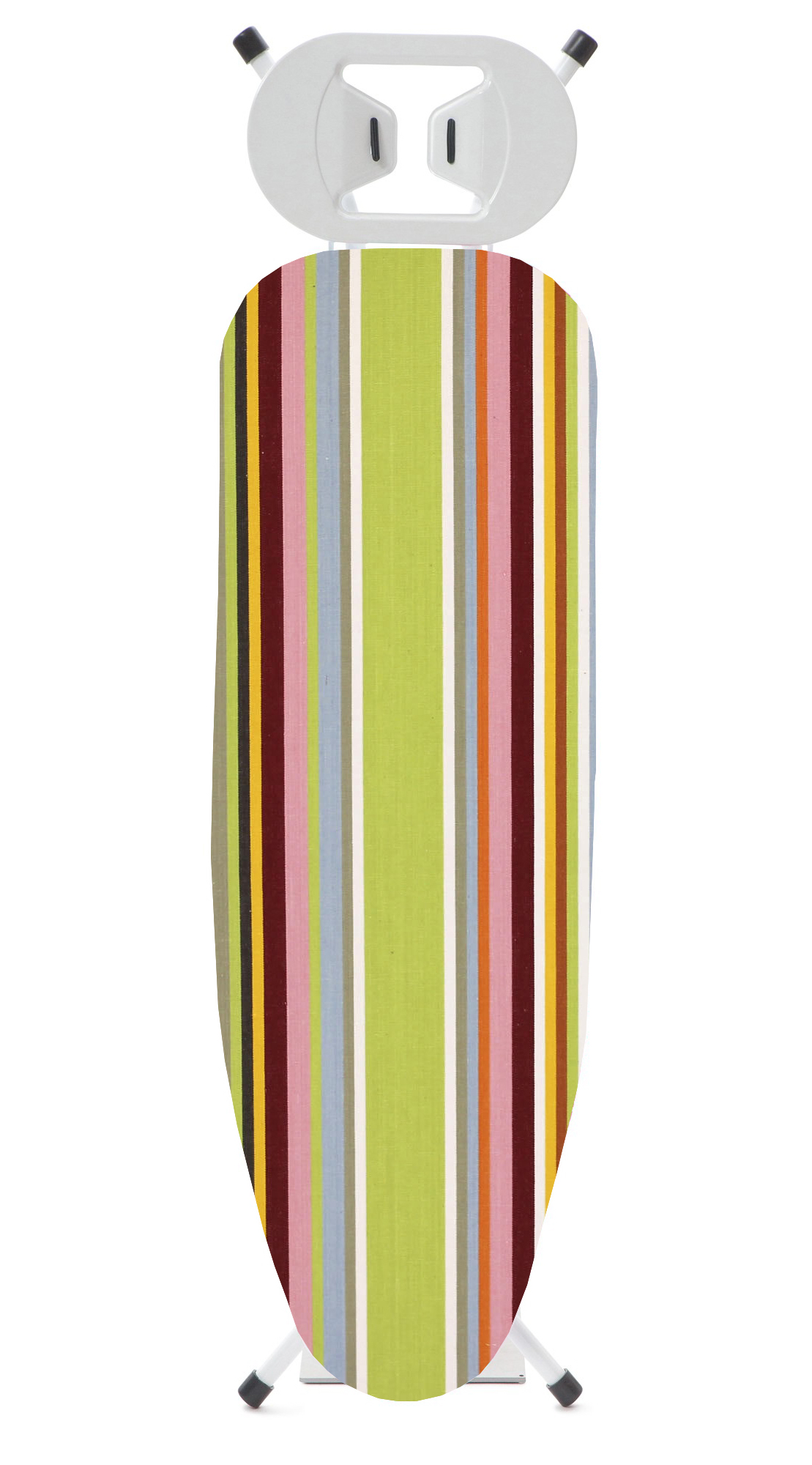 Duck Egg Blue Striped Ironing Board Covers - Cricket Stripes