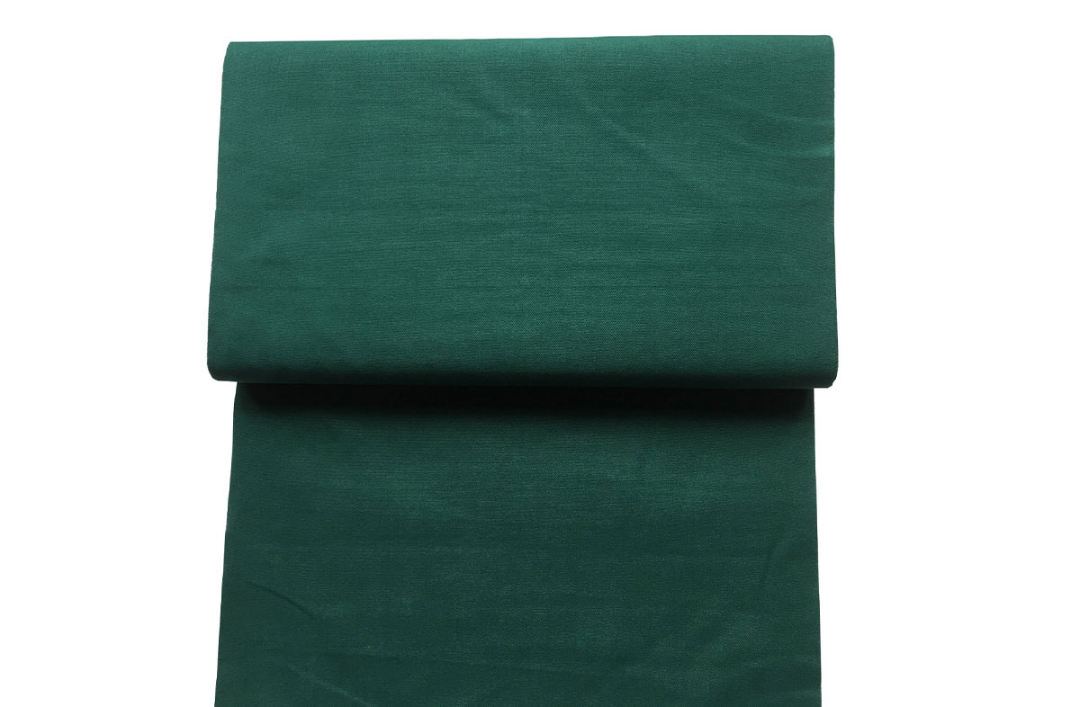 Dark Green Replacement Deck Chair Sling  | Made to measure dark green deckchair cover