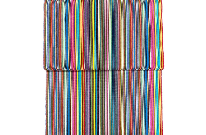Deckchair Canvas - Multi Stripe