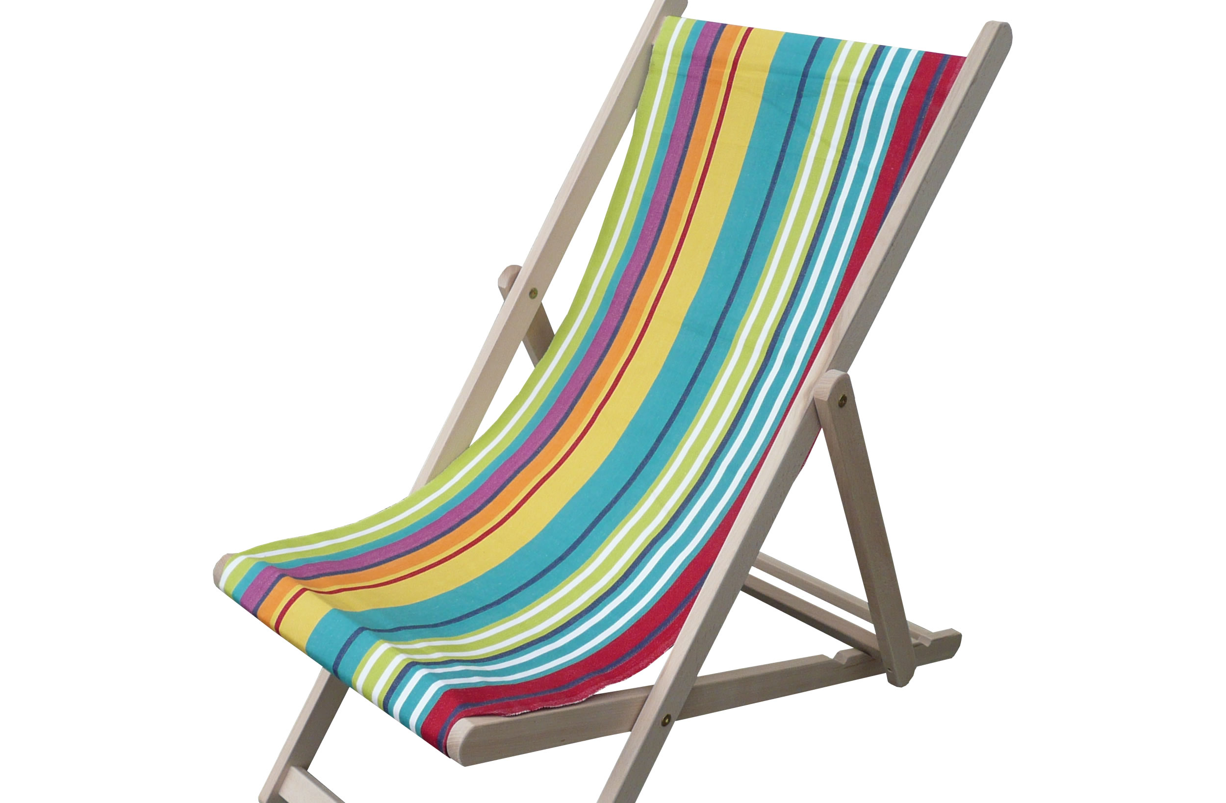 turquoise, green, red - Deckchairs | Buy Folding Wooden Deck Chairs