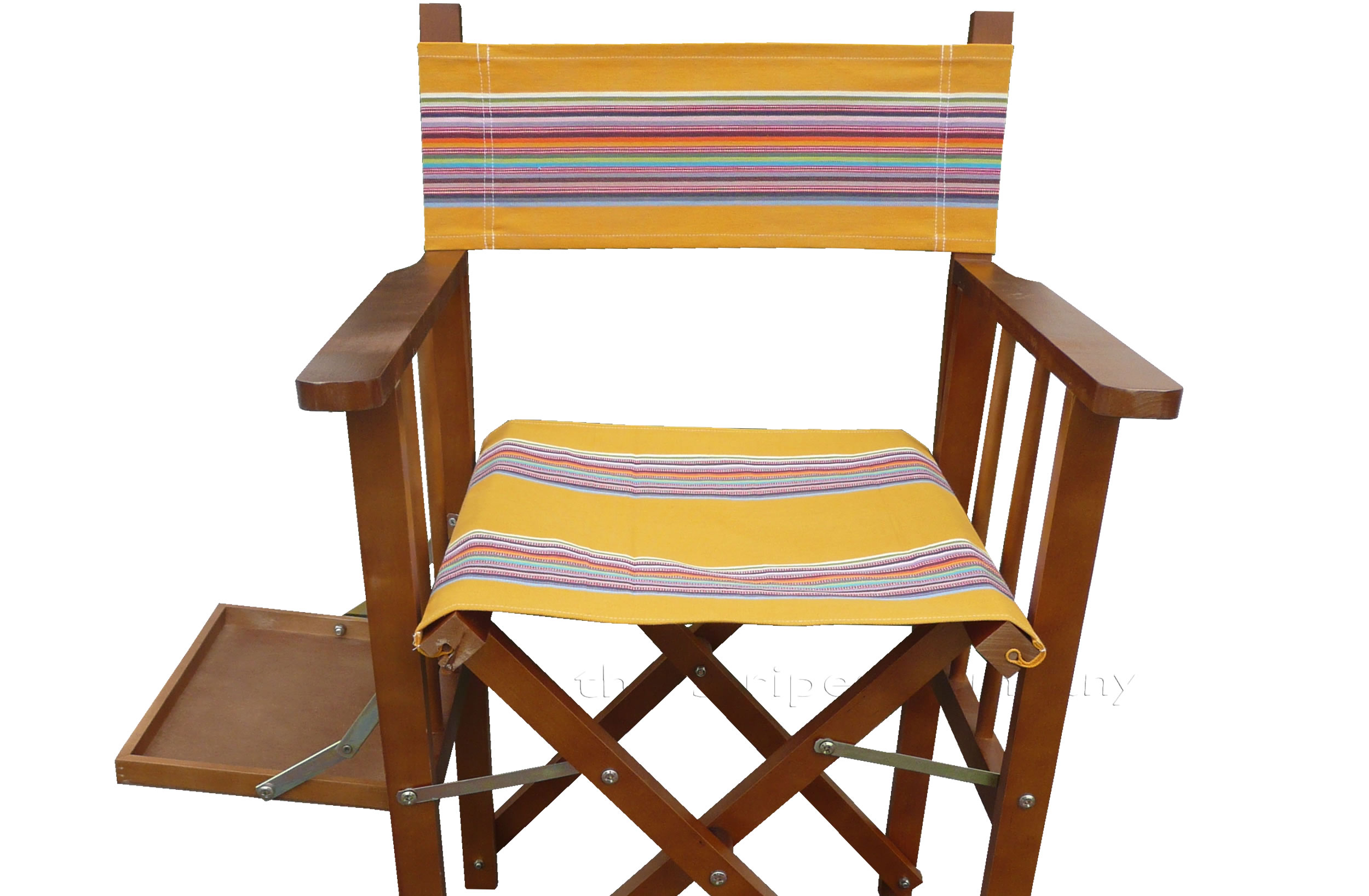 Superbe Yellow Directors Chair Covers | Replacement Director Chair Covers Butterfly  Stripes