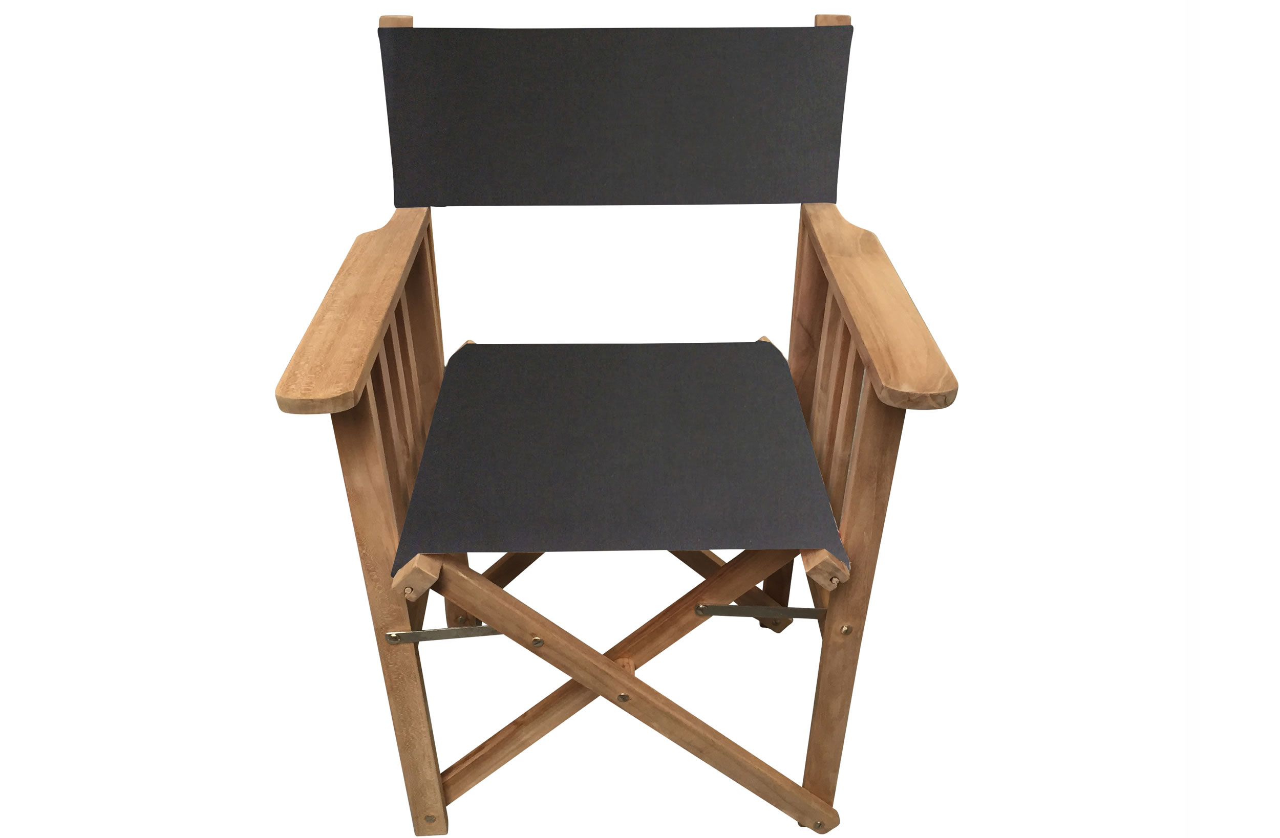 Black Directors Chair The Stripes Company Uk