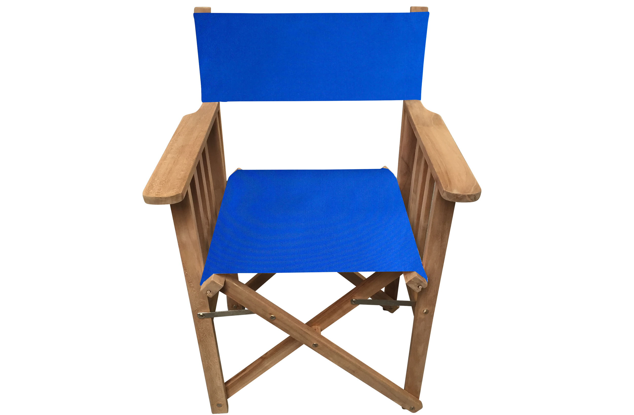 blue- Directors Chairs