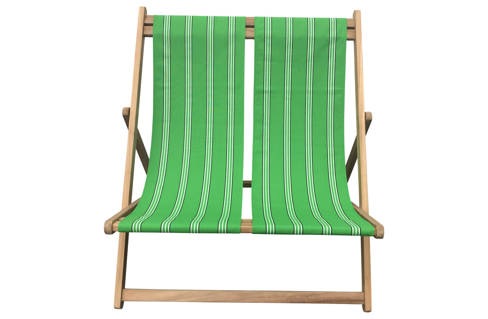 Double Deckchairs emerald green