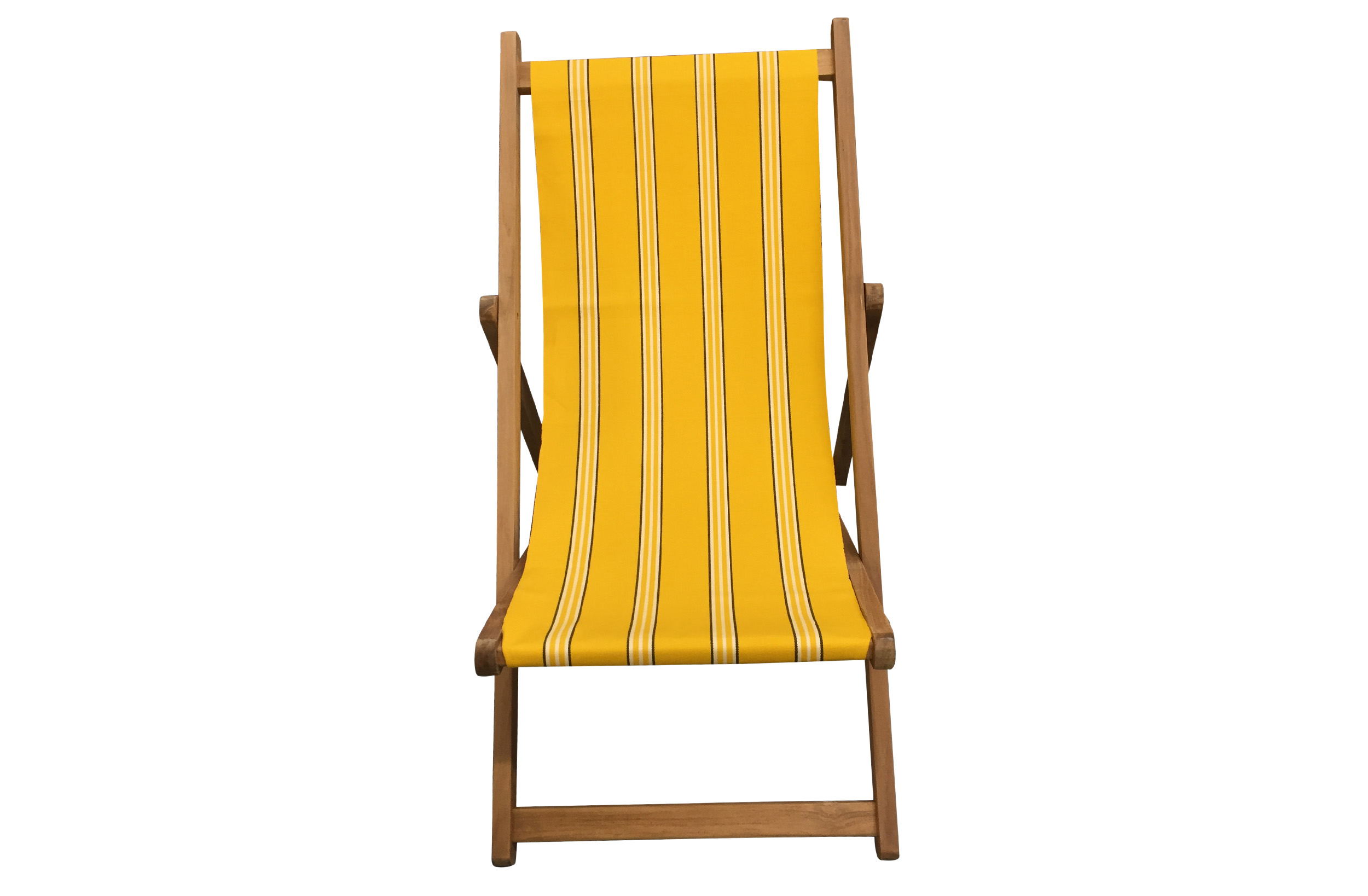 yellow, white, black- Deckchairs | Buy Folding Wooden Deck Chairs