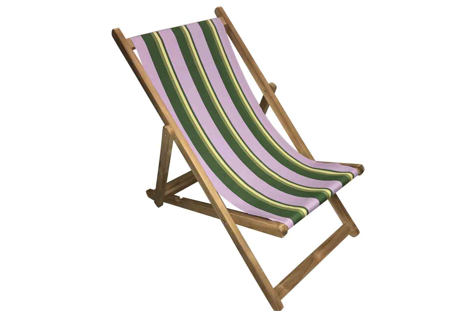 lilac, lime, dark green - Deckchair Canvas | Deckchair Fabrics | Striped Deck Chair Fabrics