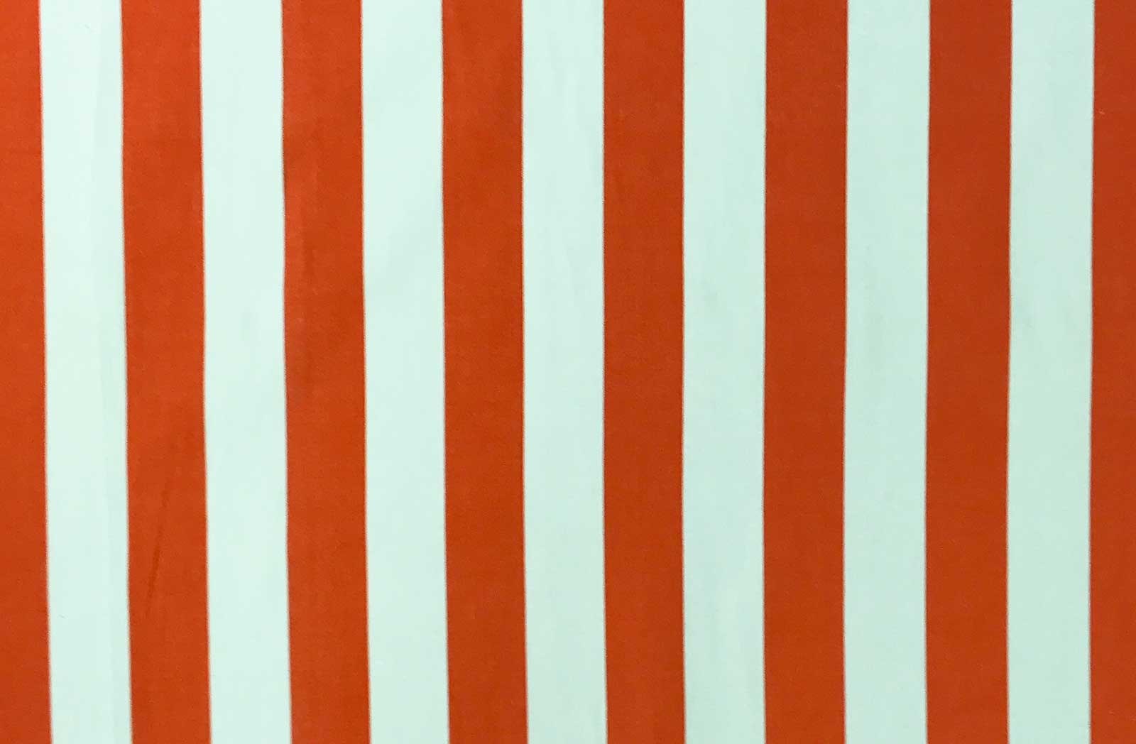 orange white- Striped Fabrics | Stripe Cotton Fabrics | Striped Curtain Fabrics | Upholstery Fabrics