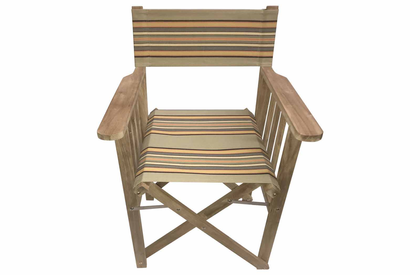 khaki, sand, light blue - Directors Chairs