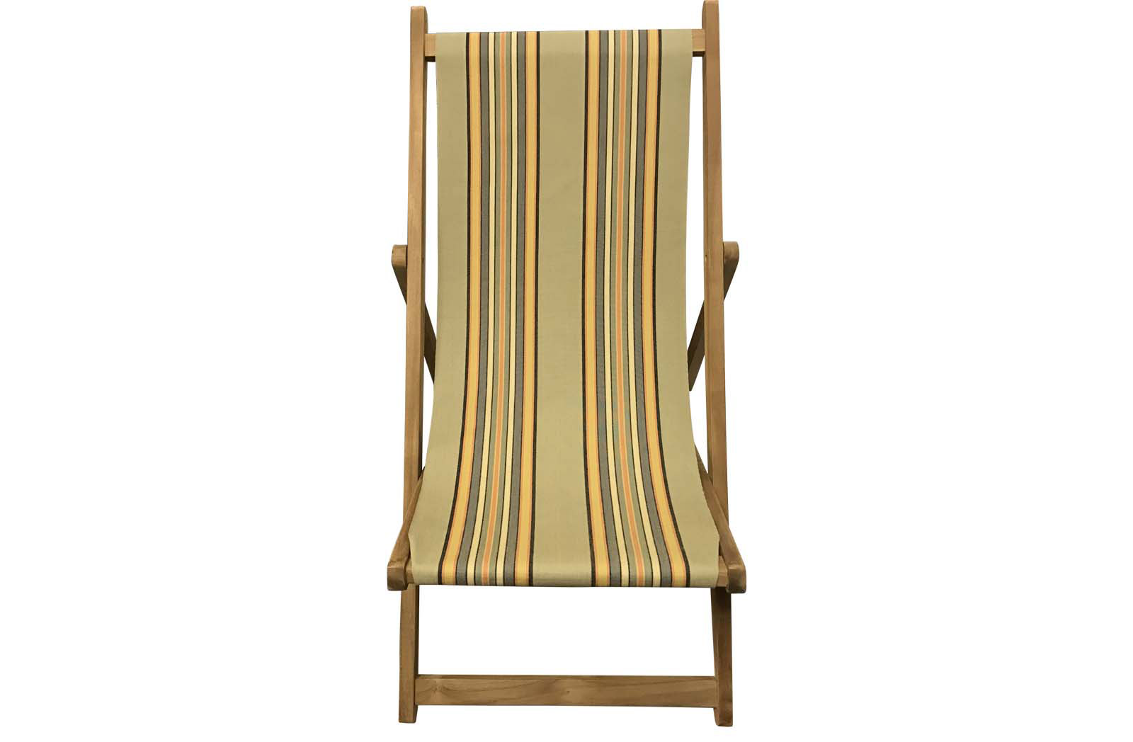 khaki, sand, light blue - Deckchairs | Buy Folding Wooden Deck Chairs