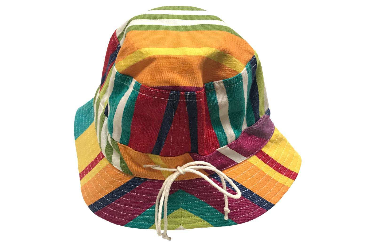 Aerobics Kids Bucket Hat | Striped Sun Hats for Kids