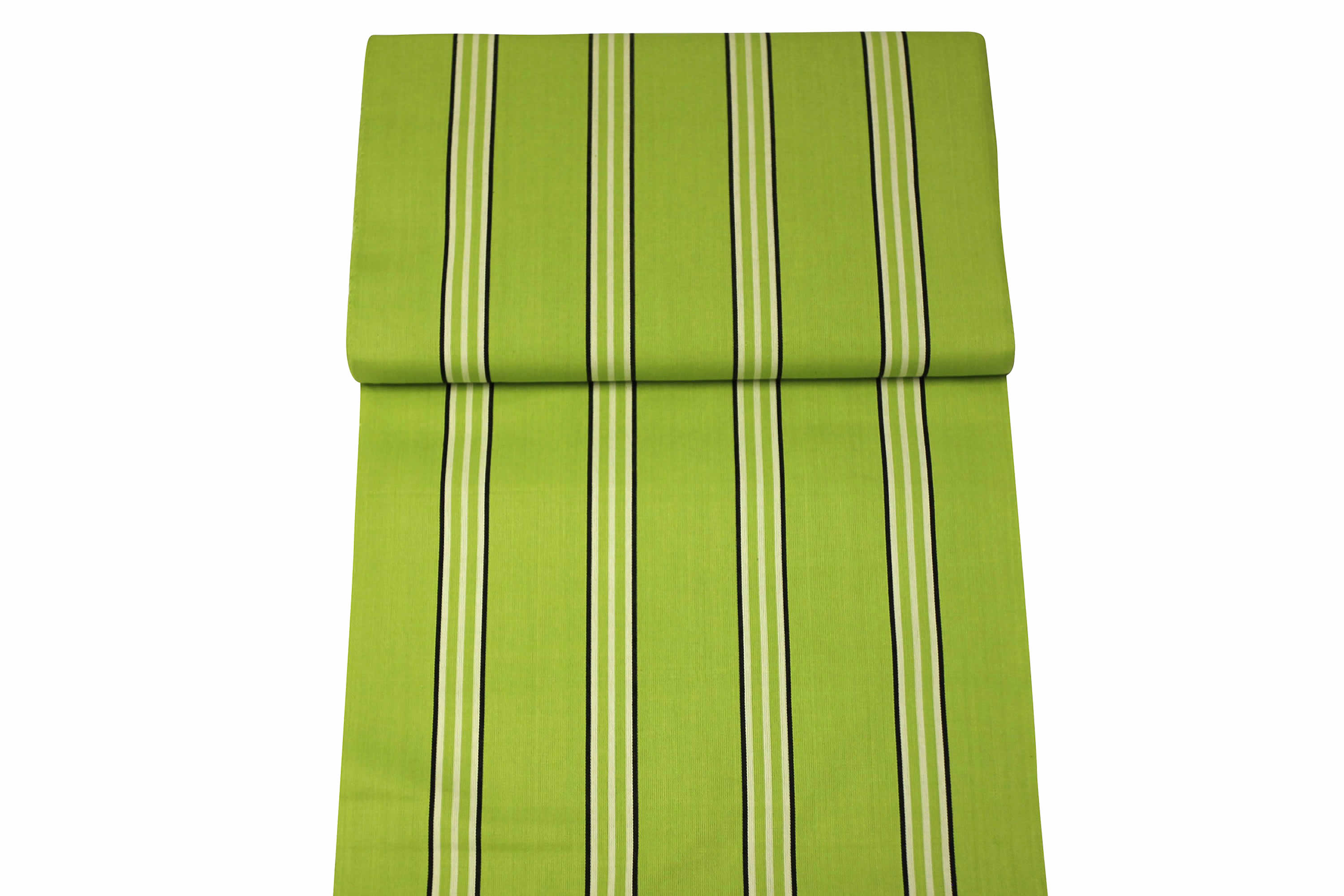 Lime Green Deckchair Canvas The Stripes Company Uk