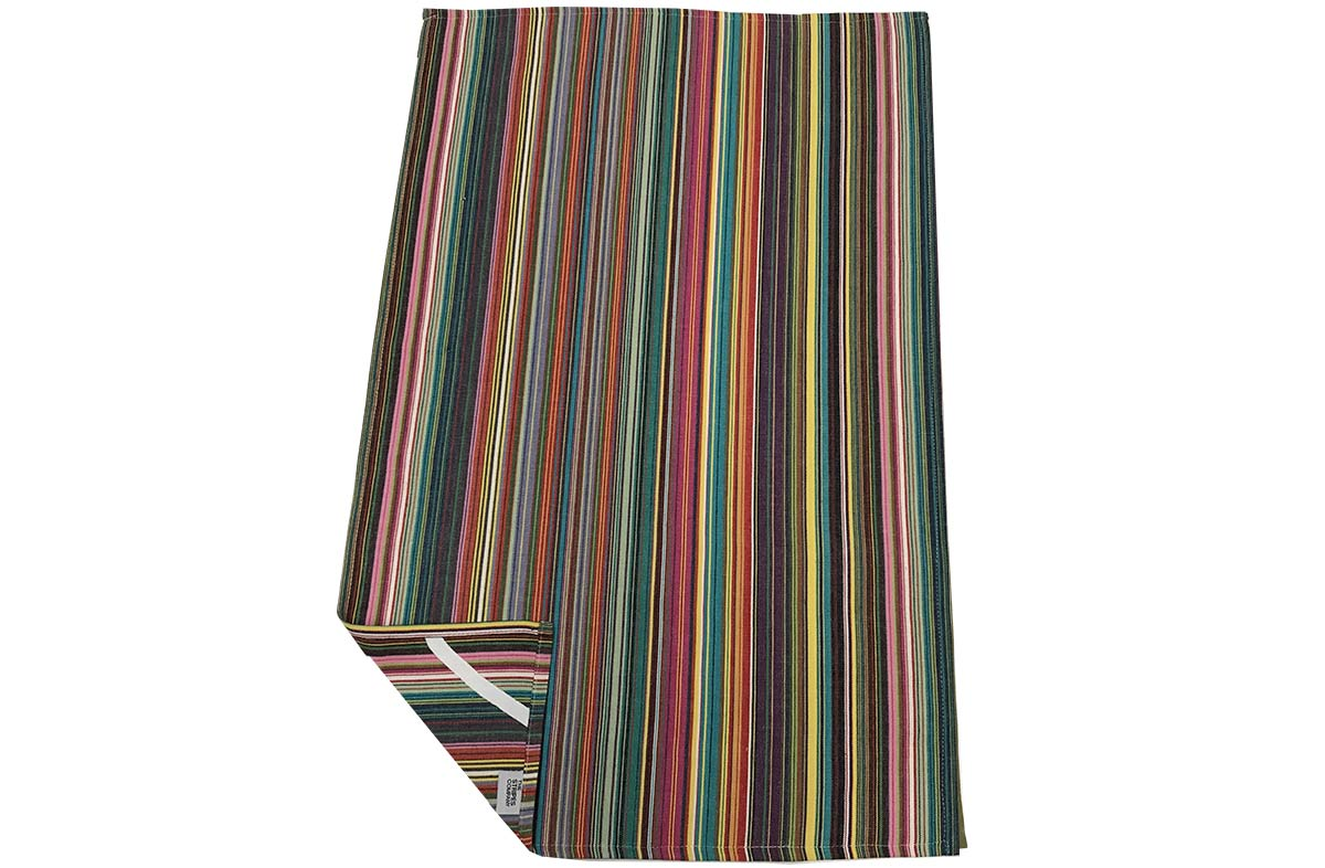 49009527405 Mahjong Rainbow Striped Fabric