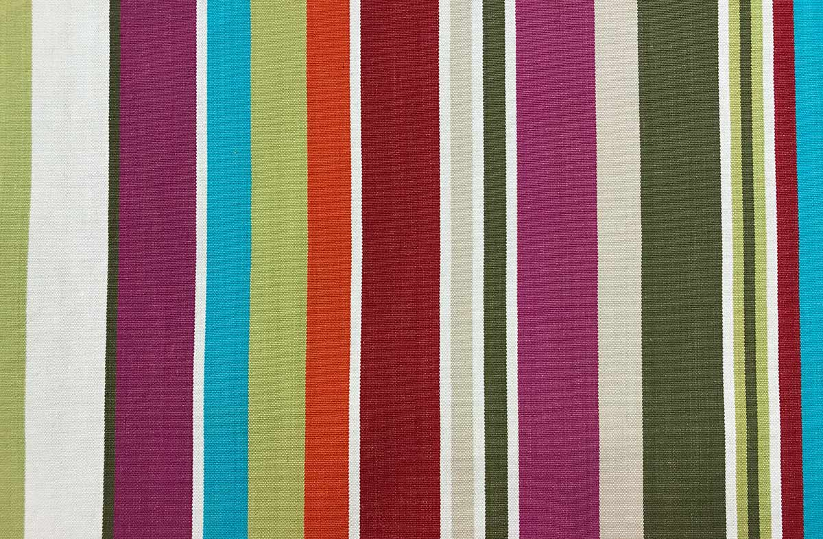 striped roman blind Dressage Interior Striped Fabric 150cm