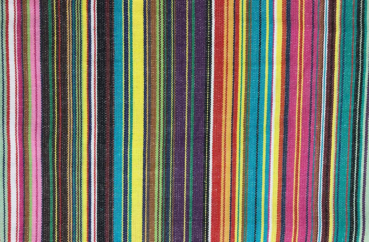 9f60da47adf thin rainbow multi stripes - Striped Fabrics