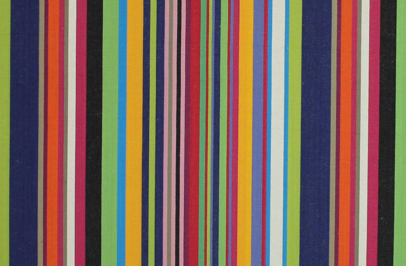 Multi Striped Fabric Gliding Stripe The Stripes Company Uk