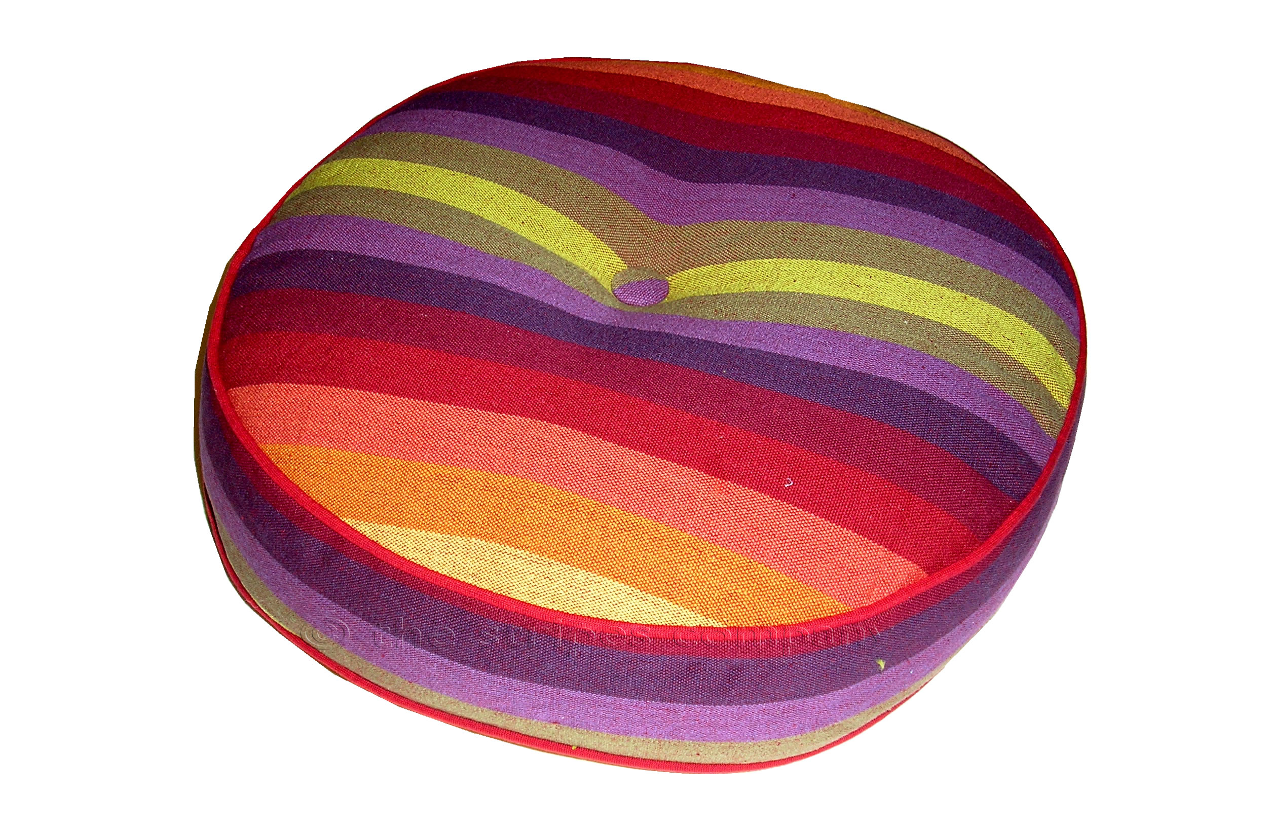 junglebar round sponge reupholster cushions small platform cushion how co to fluid rocking chair a thickening pads pad