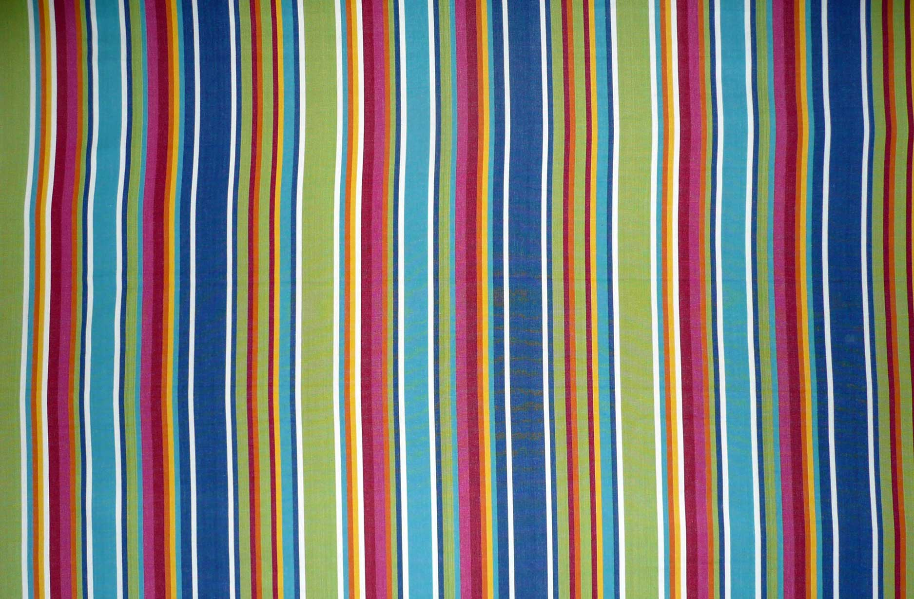 Rainbow Striped Fabrics | Striped Curtain Fabric | Upholstery Fabrics  - Climbing Stripes