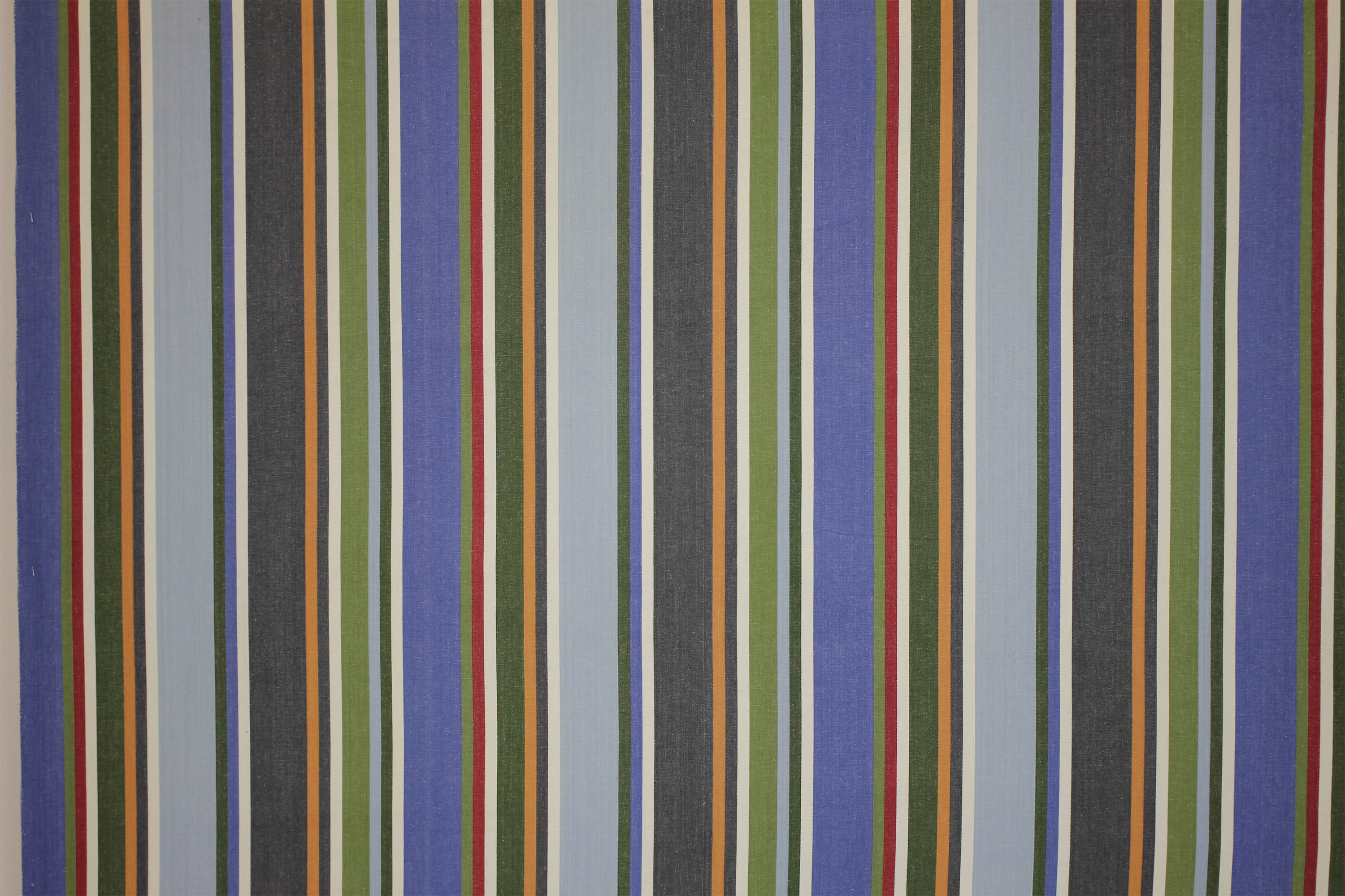 Blue Striped Fabrics | Stripe Cotton Fabrics | Striped Curtain Fabrics | Upholstery Fabrics  Decathlon Stripes