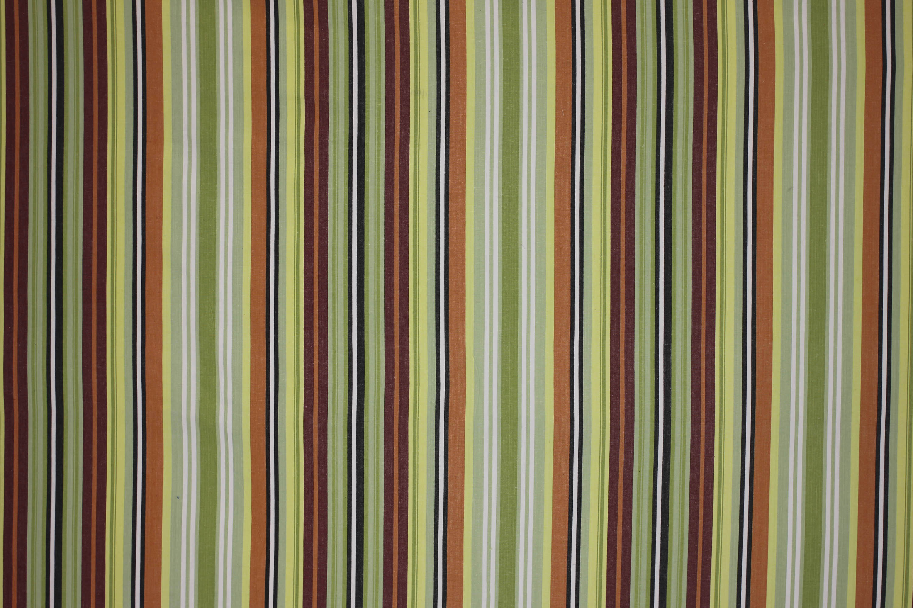 Green, Lime, Tangerine Stripe Fabrics |  Striped Curtain Fabrics | Upholstery Fabrics | Interior Stripes