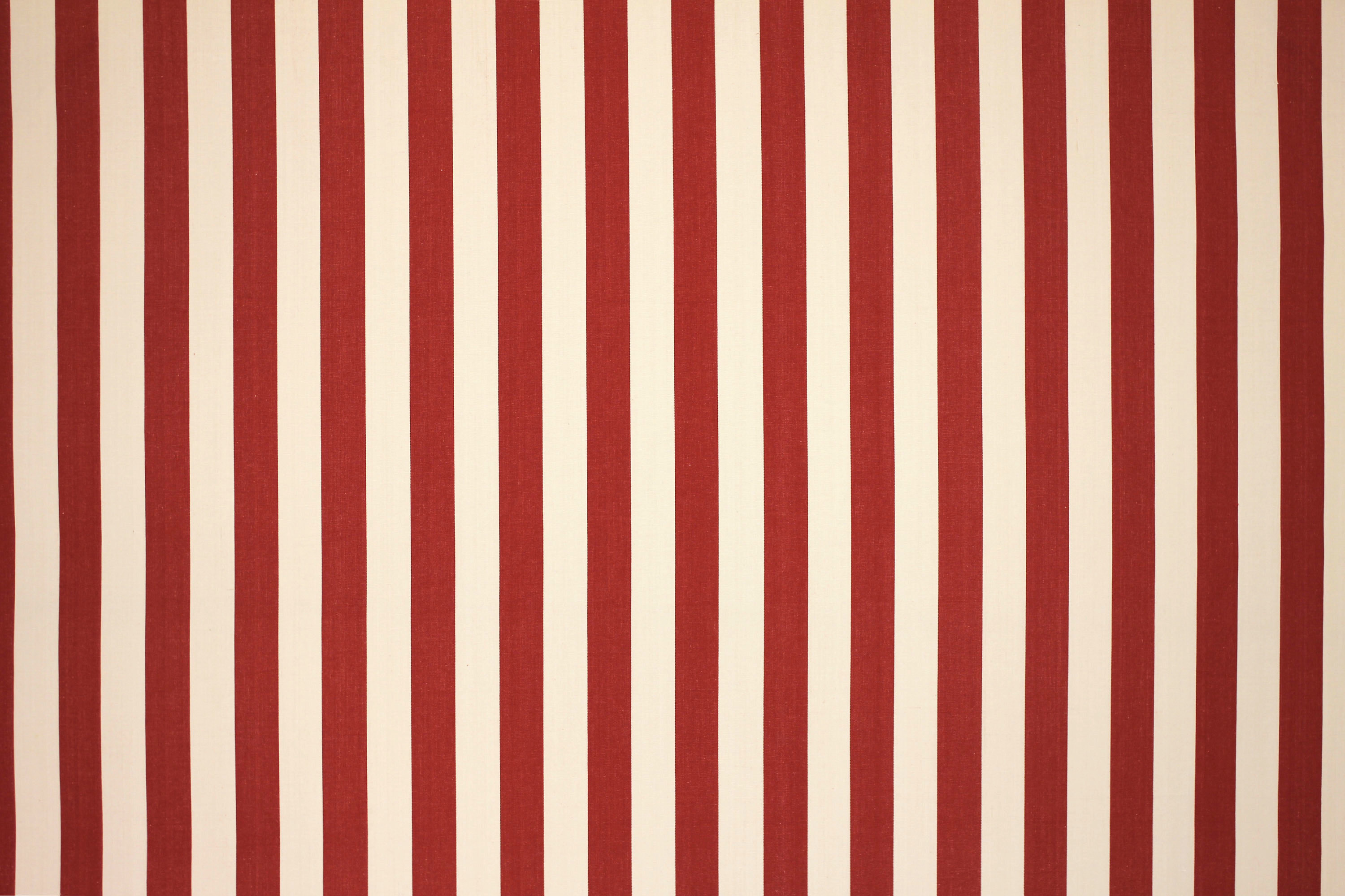 Red and White Striped Fabrics