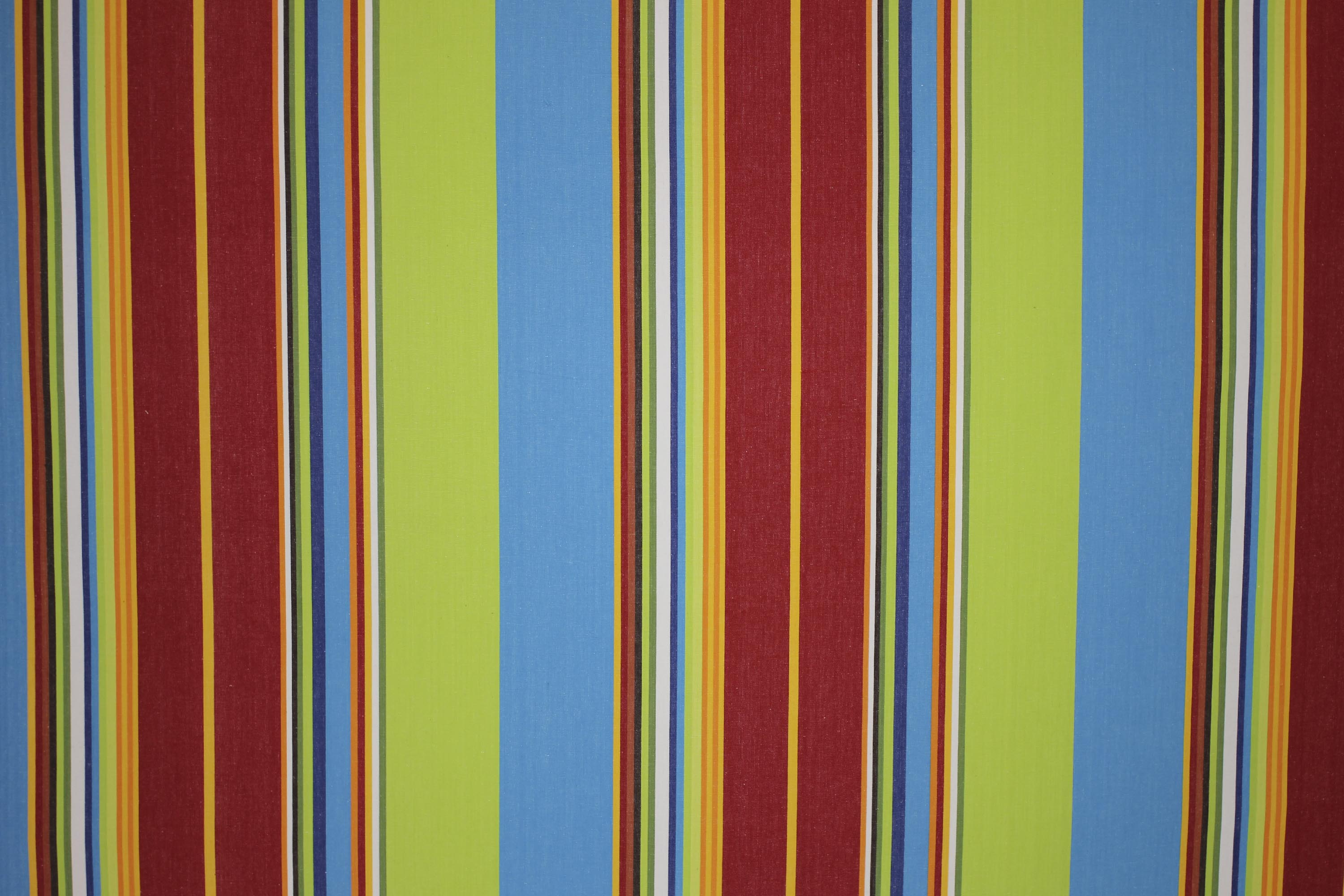 Lime Striped Fabrics | Stripe Cotton Fabrics | Striped Curtain Fabrics | Upholstery Fabrics  Grand Prix Stripes