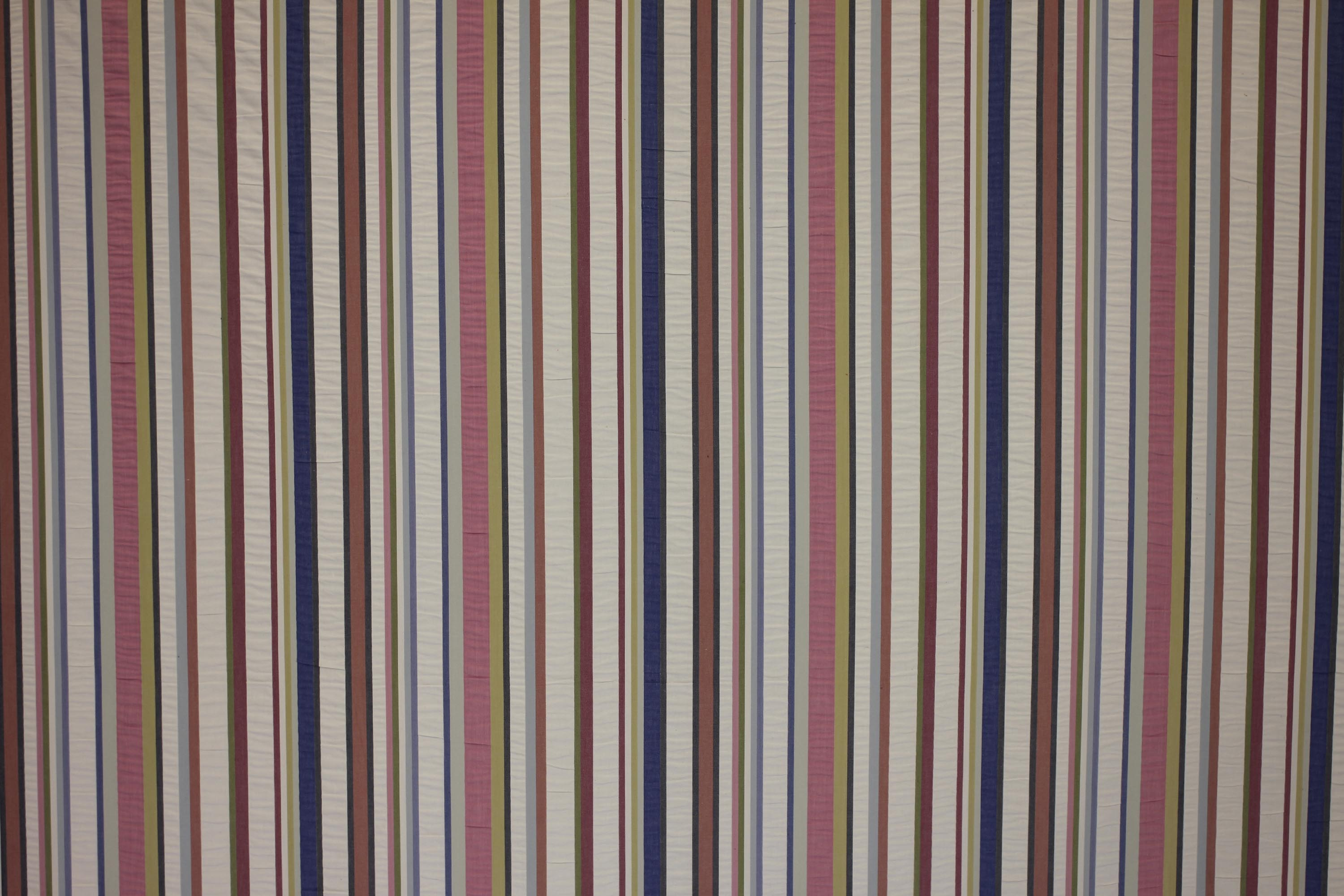 Striped Seersucker Fabrics |   Hockey Stripes