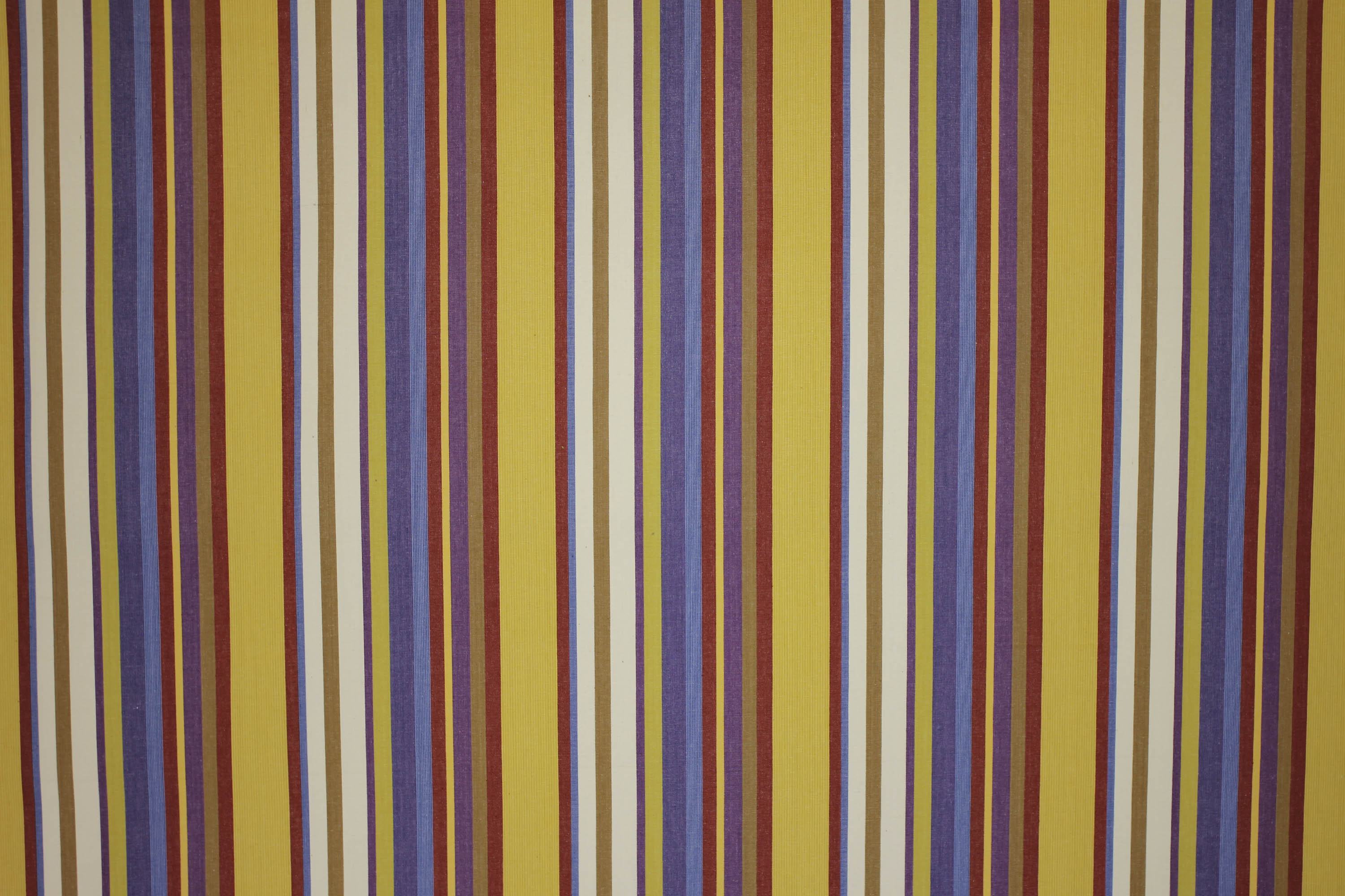 Apricot Striped Fabrics | Stripe Cotton Fabrics | Striped Curtain Fabrics | Upholstery Fabrics  Horseshoe Stripes
