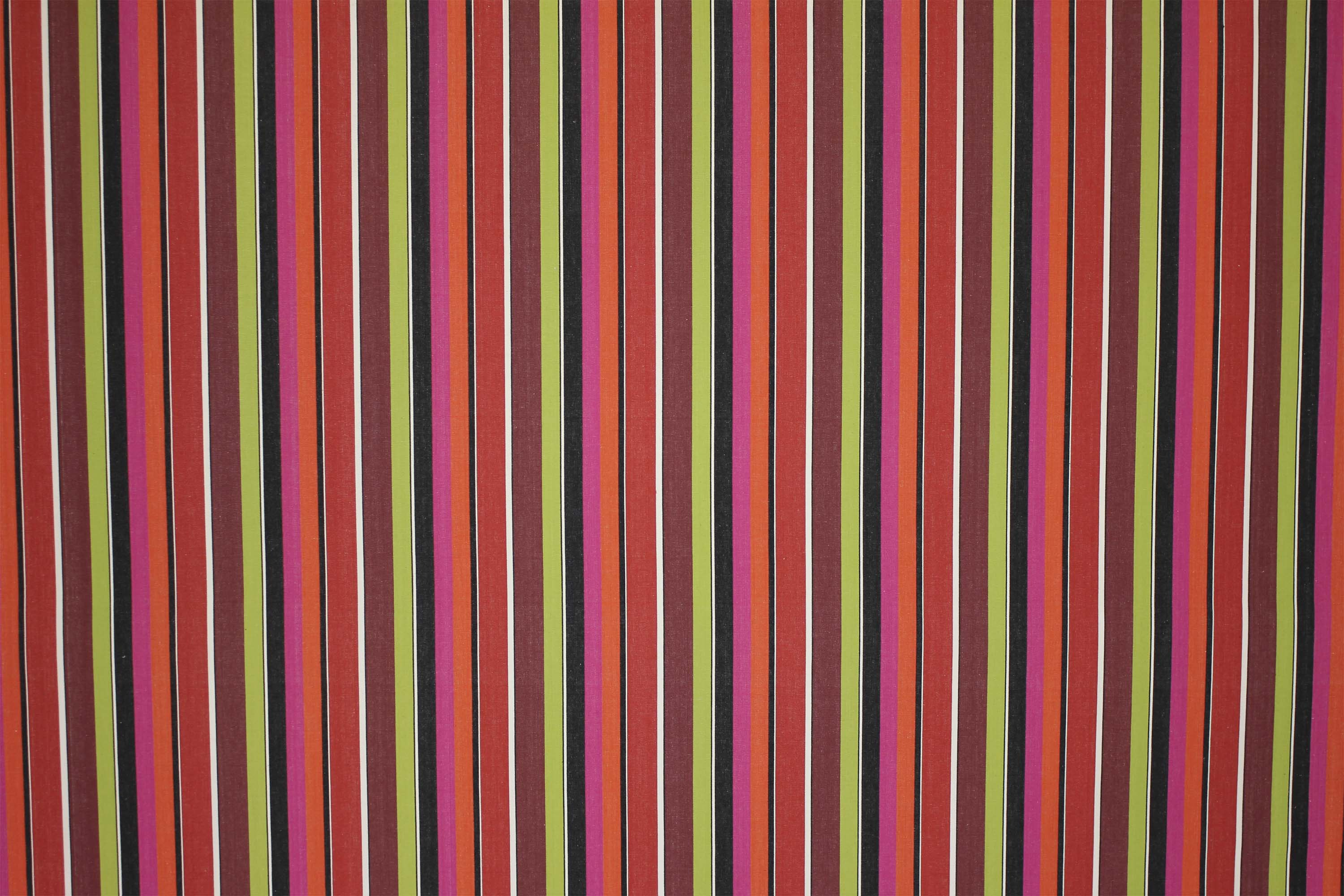 Fuschia Striped Fabrics | Stripe Cotton Fabrics | Striped Curtain Fabrics | Upholstery Fabrics  Hunting Stripes