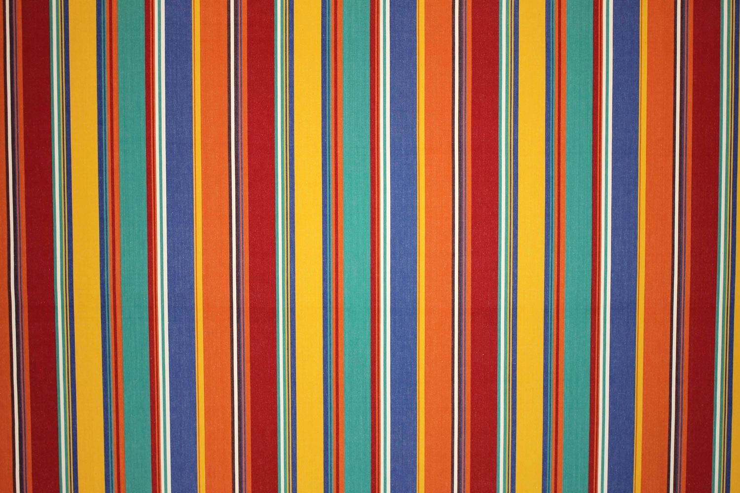Orange Striped Fabrics | Stripe Cotton Fabrics | Striped Curtain Fabrics | Upholstery Fabrics  Karting Orange Stripes