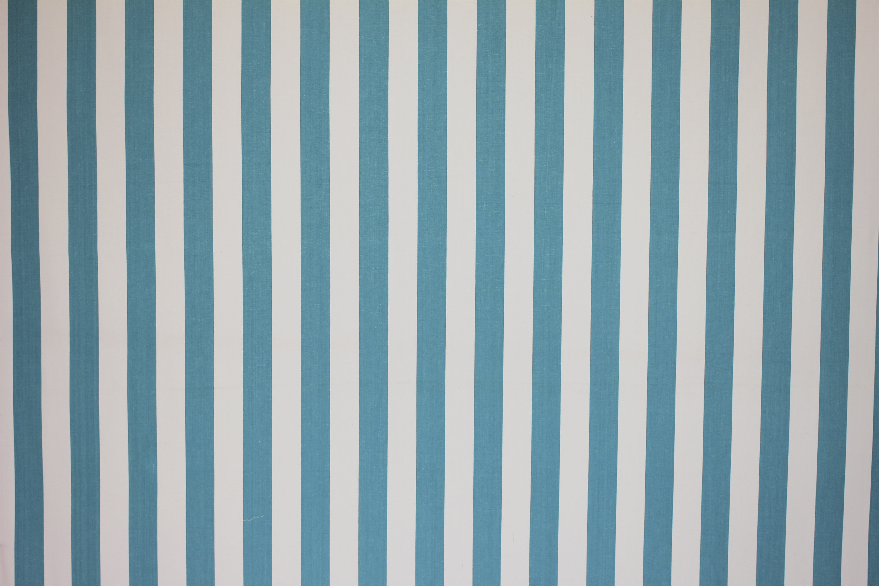 Turquoise Striped Fabrics | Turquoise and White Stripe Fabrics -  Surfing Stripes