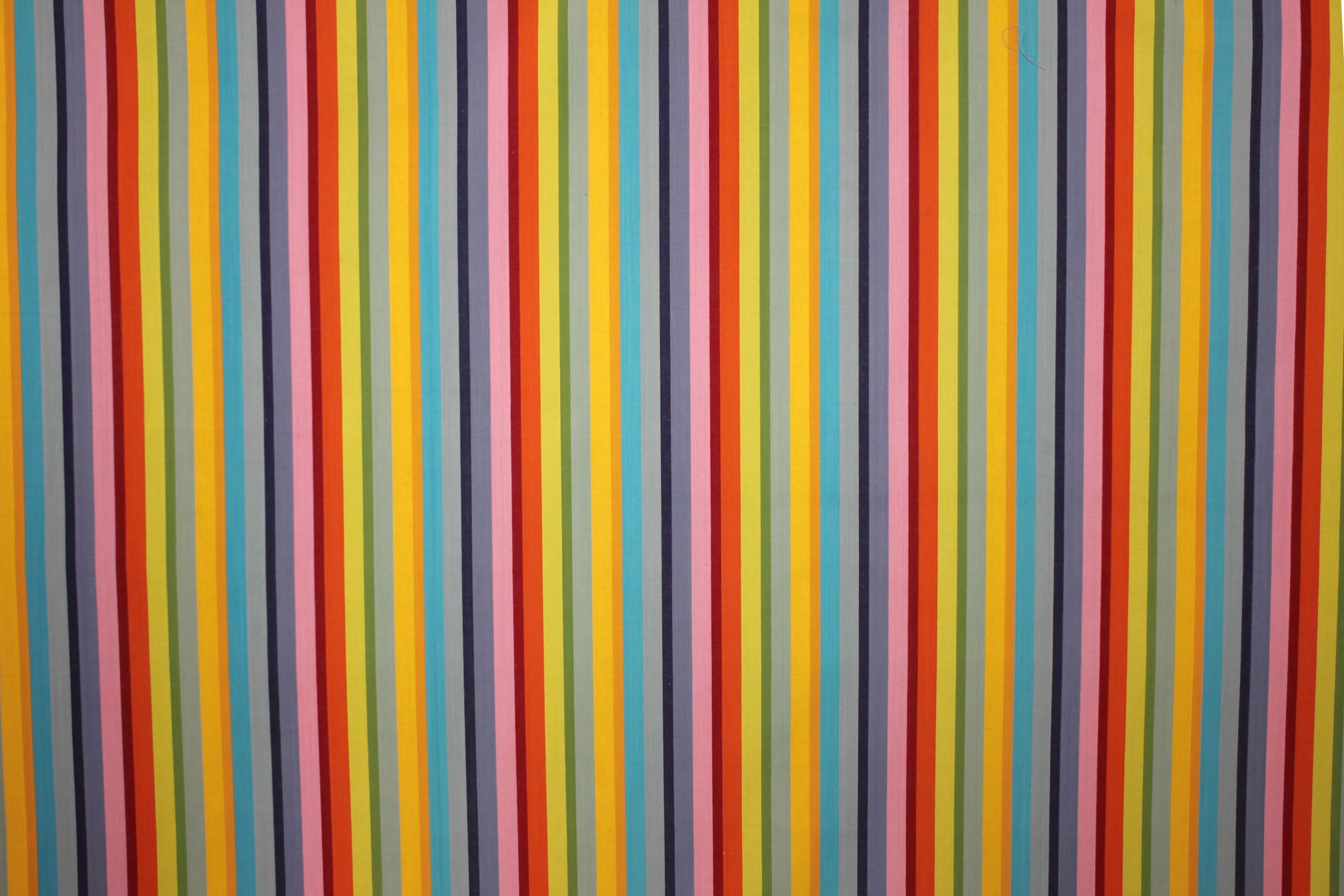 Rainbow Striped Fabrics | Stripe Cotton Fabrics | Striped Curtain Fabrics | Upholstery Fabrics  Tango Stripes