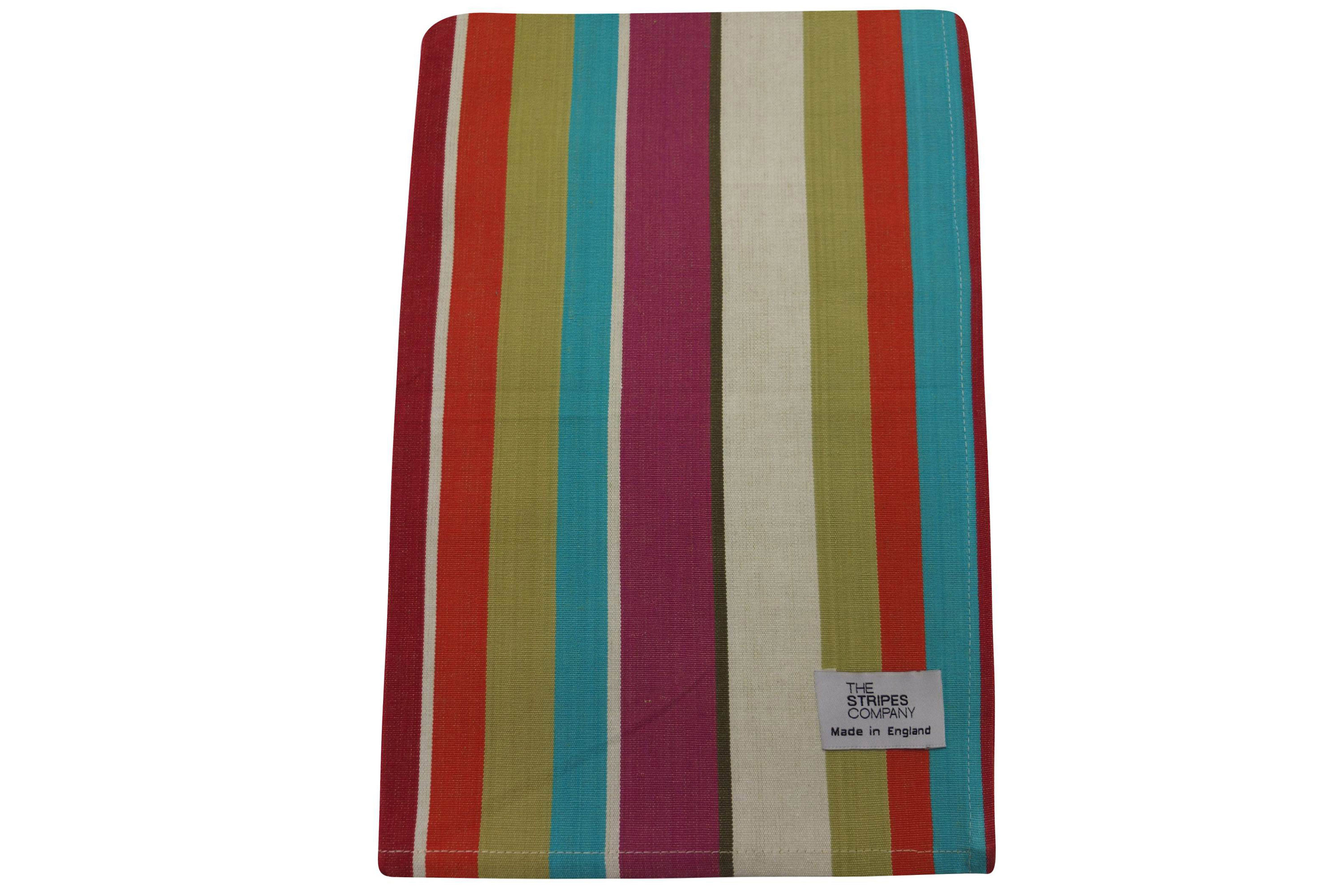 Cream Stripe Tea Towels | Striped Teatowels Dressage Stripes