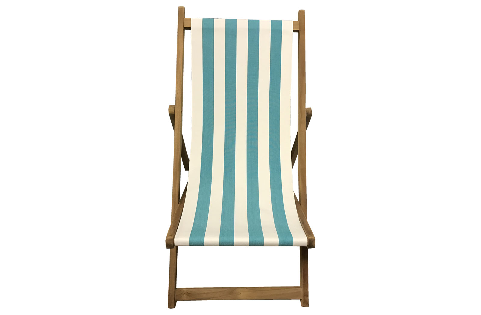 turquoise, white- Deckchairs | Buy Folding Wooden Deck Chairs