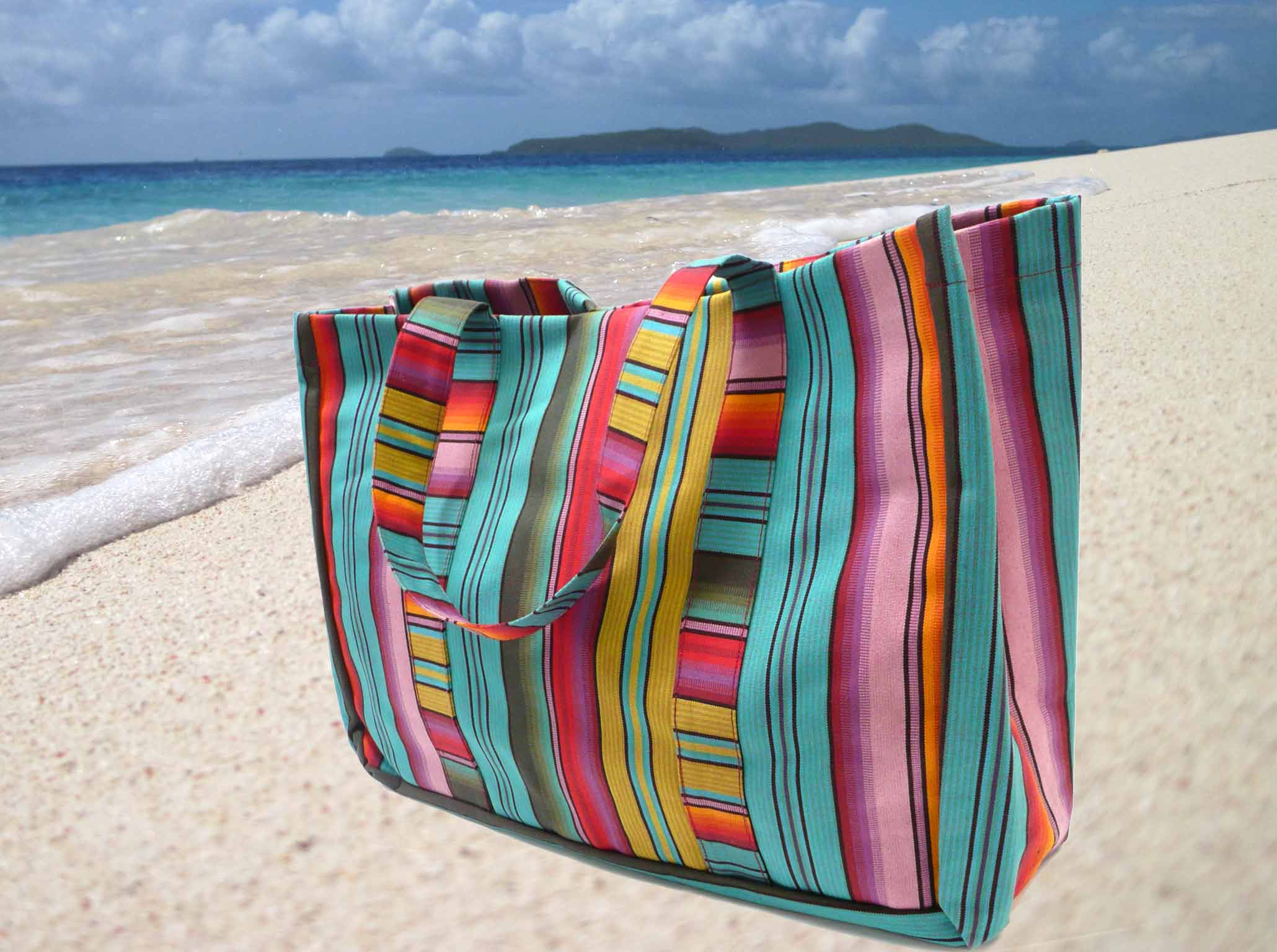 Snorkelling Extra Large Beach Bag