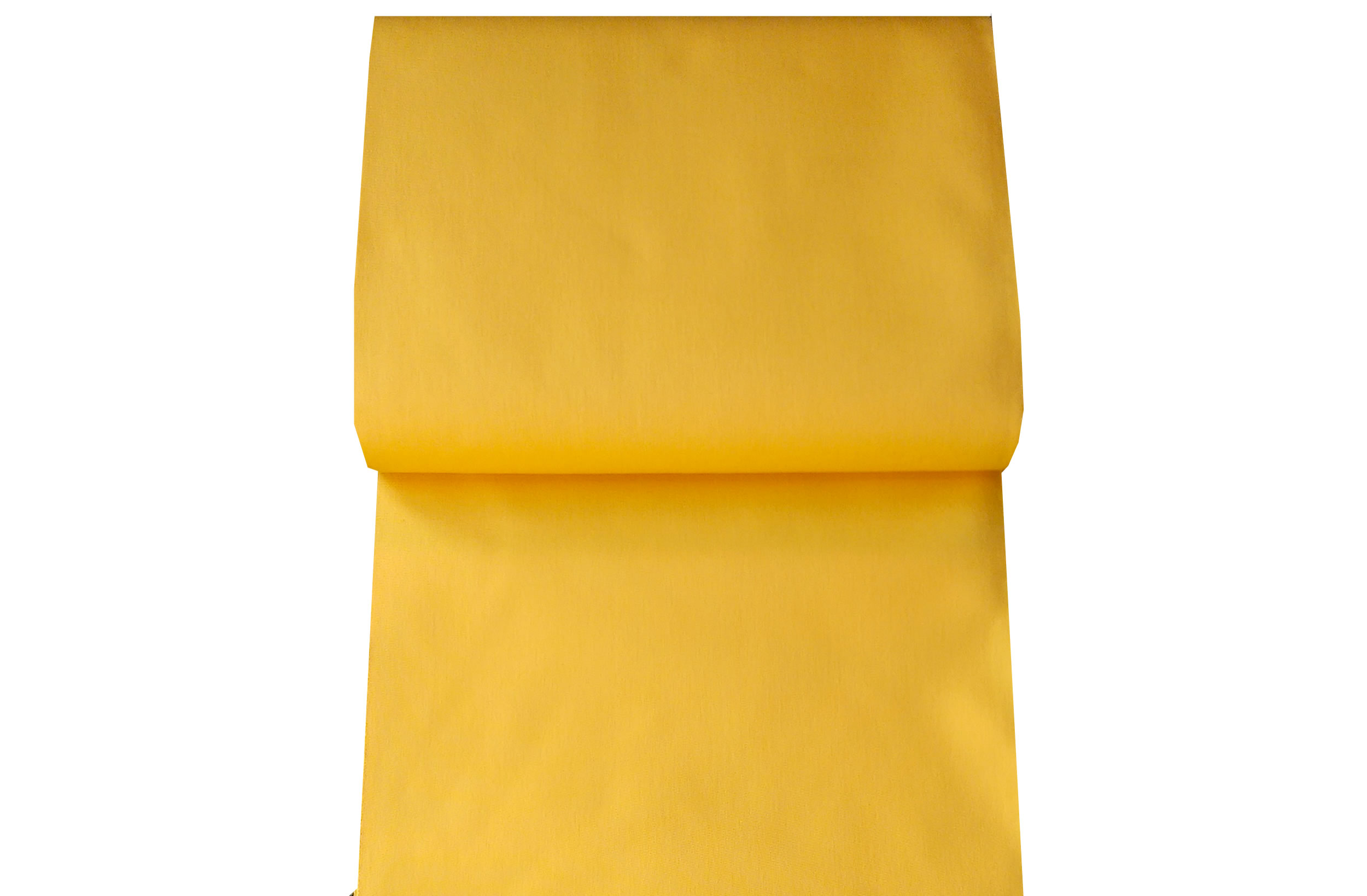 Yellow Replacement Deck Chair Sling | Made to measure yellow deckchair cover